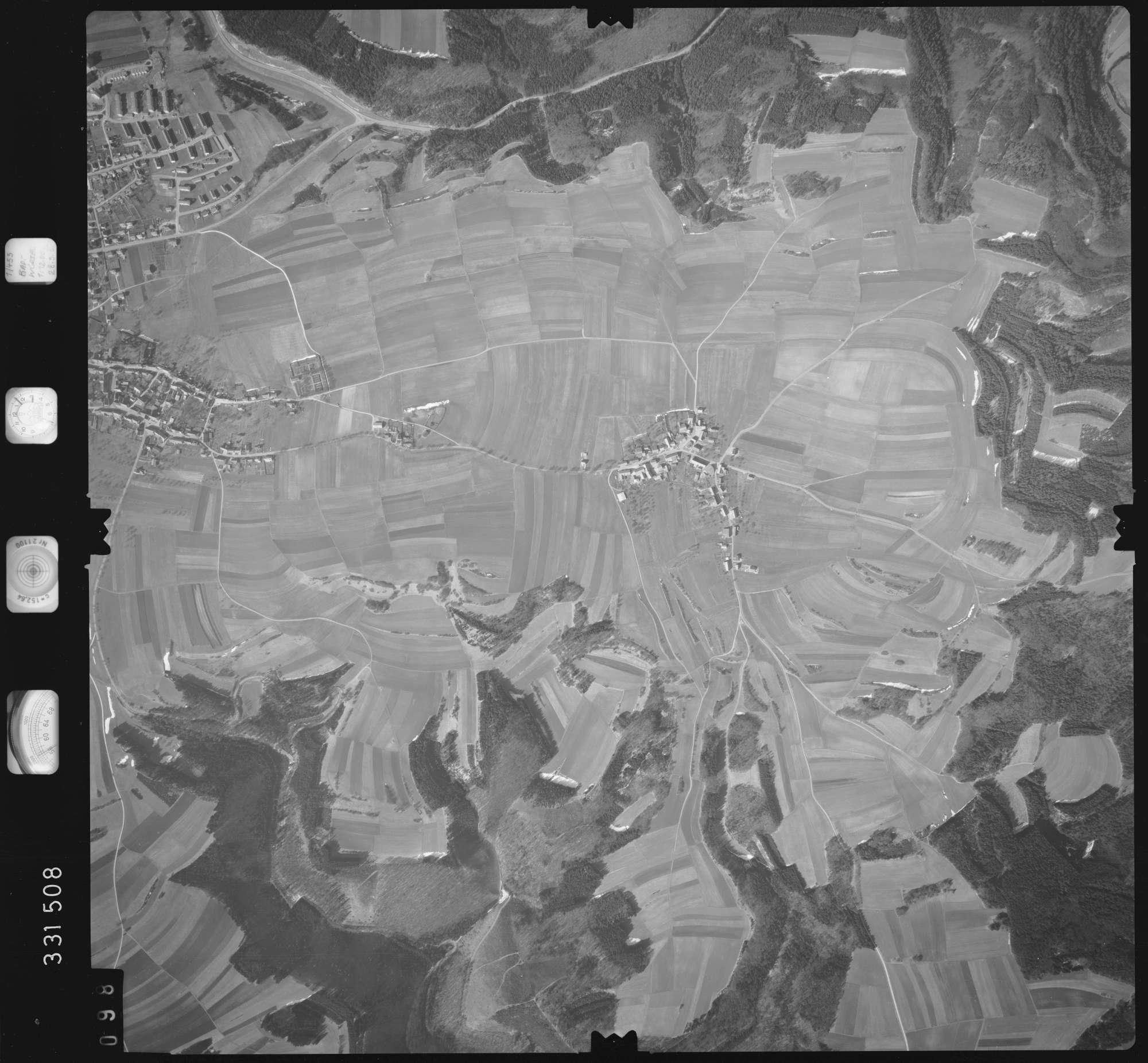 Luftbild: Film 51 Bildnr. 98, Bild 1