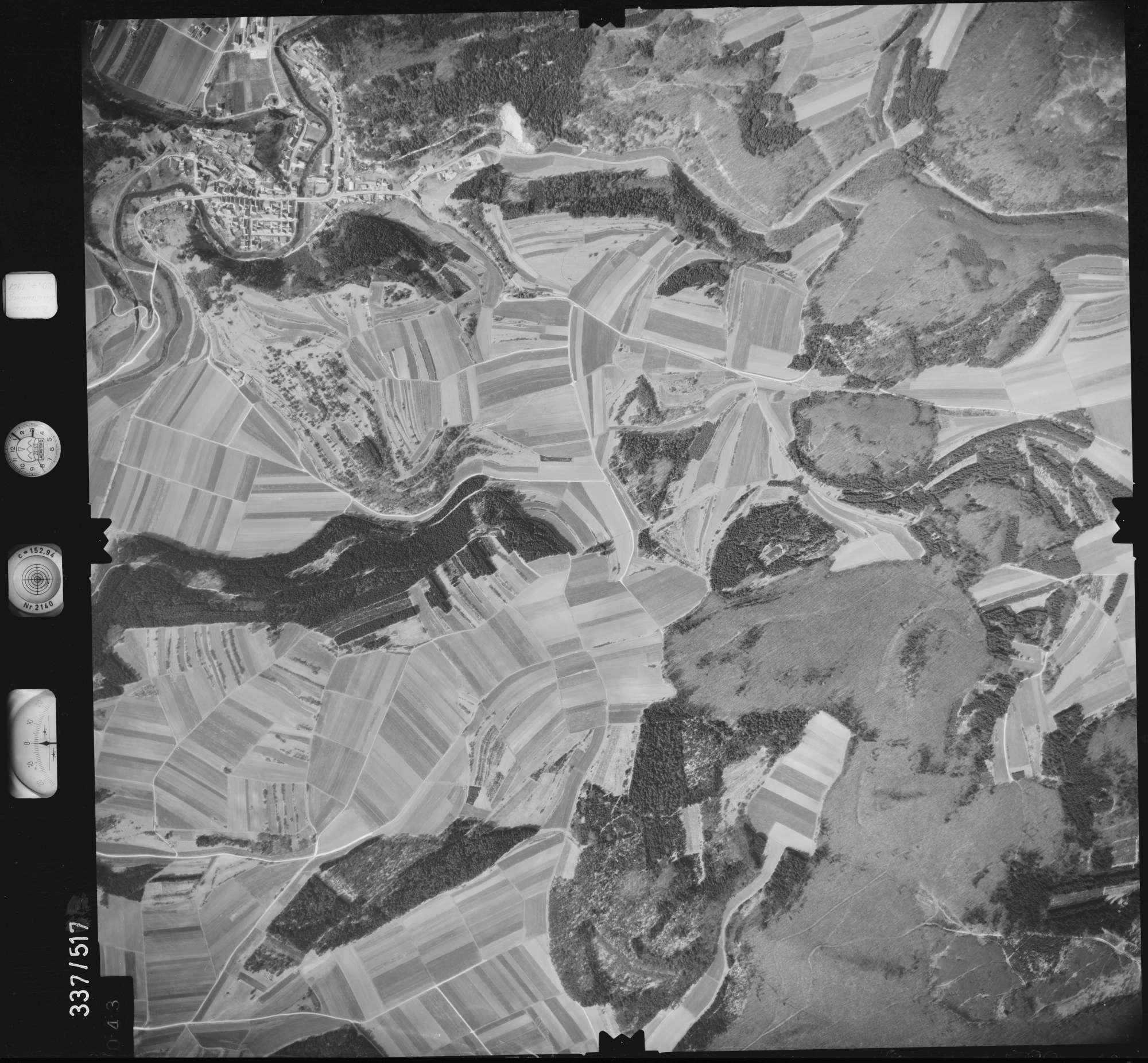 Luftbild: Film 18 Bildnr. 43, Bild 1