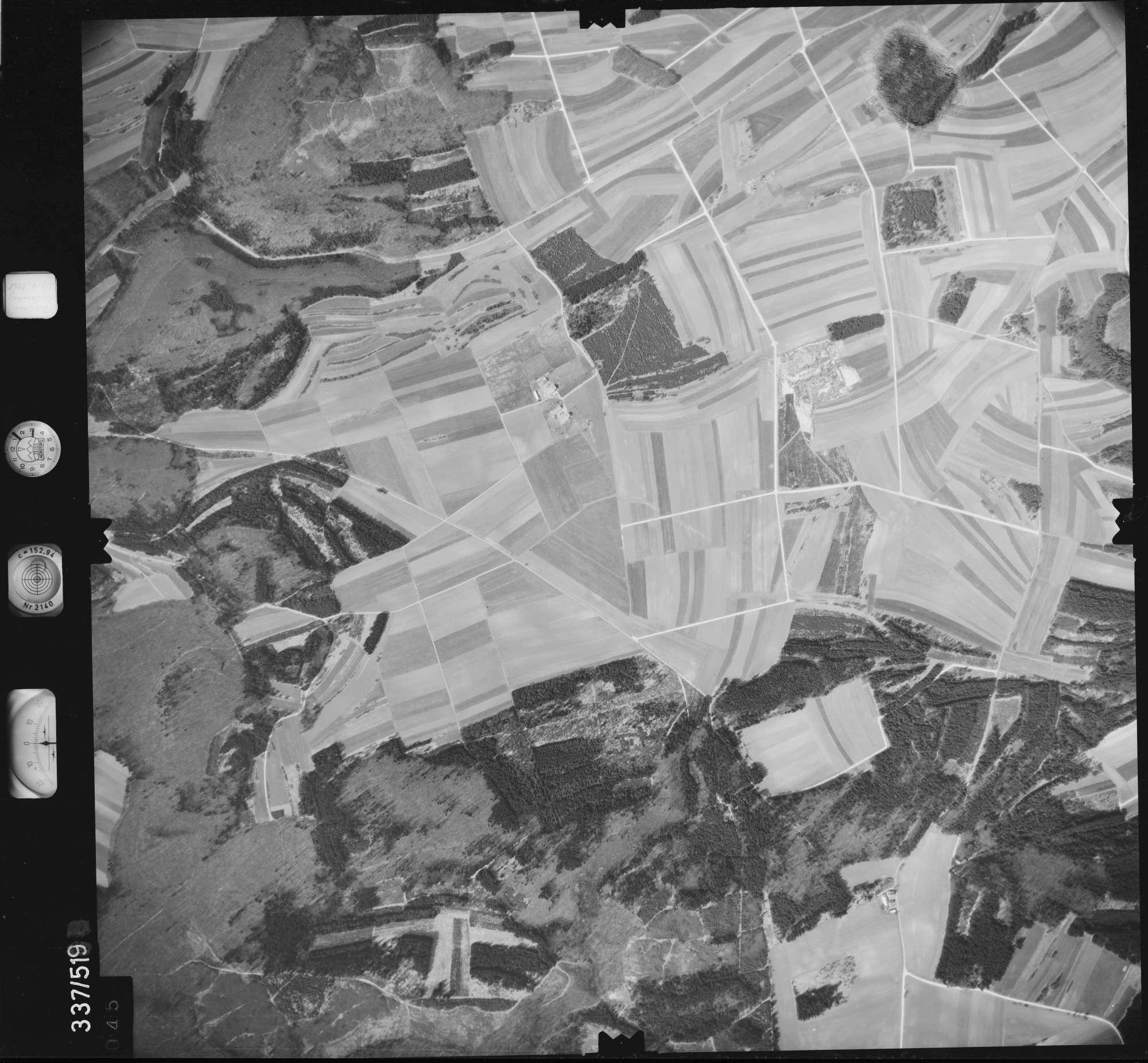 Luftbild: Film 18 Bildnr. 45, Bild 1