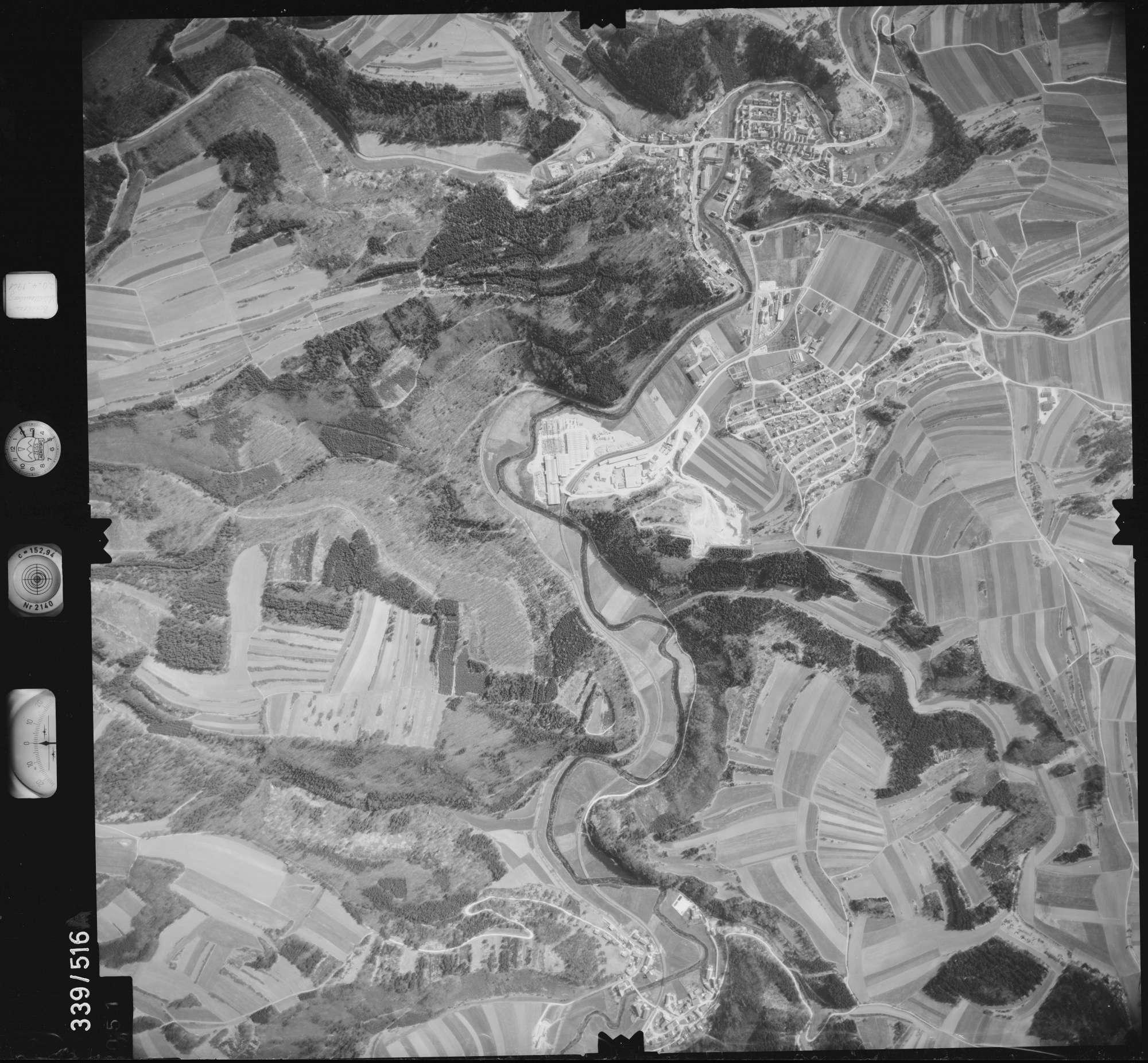 Luftbild: Film 18 Bildnr. 51, Bild 1