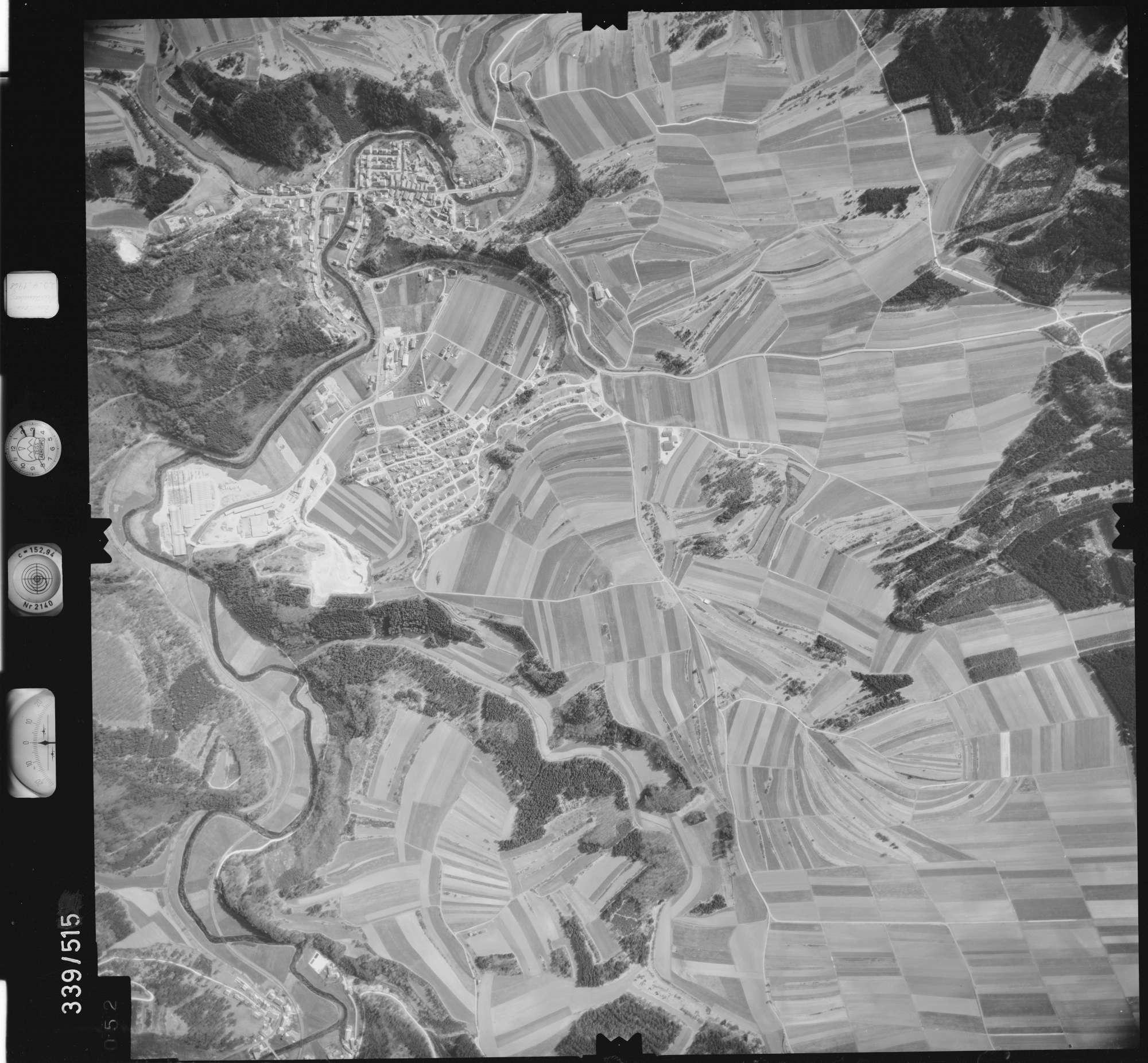 Luftbild: Film 18 Bildnr. 52, Bild 1