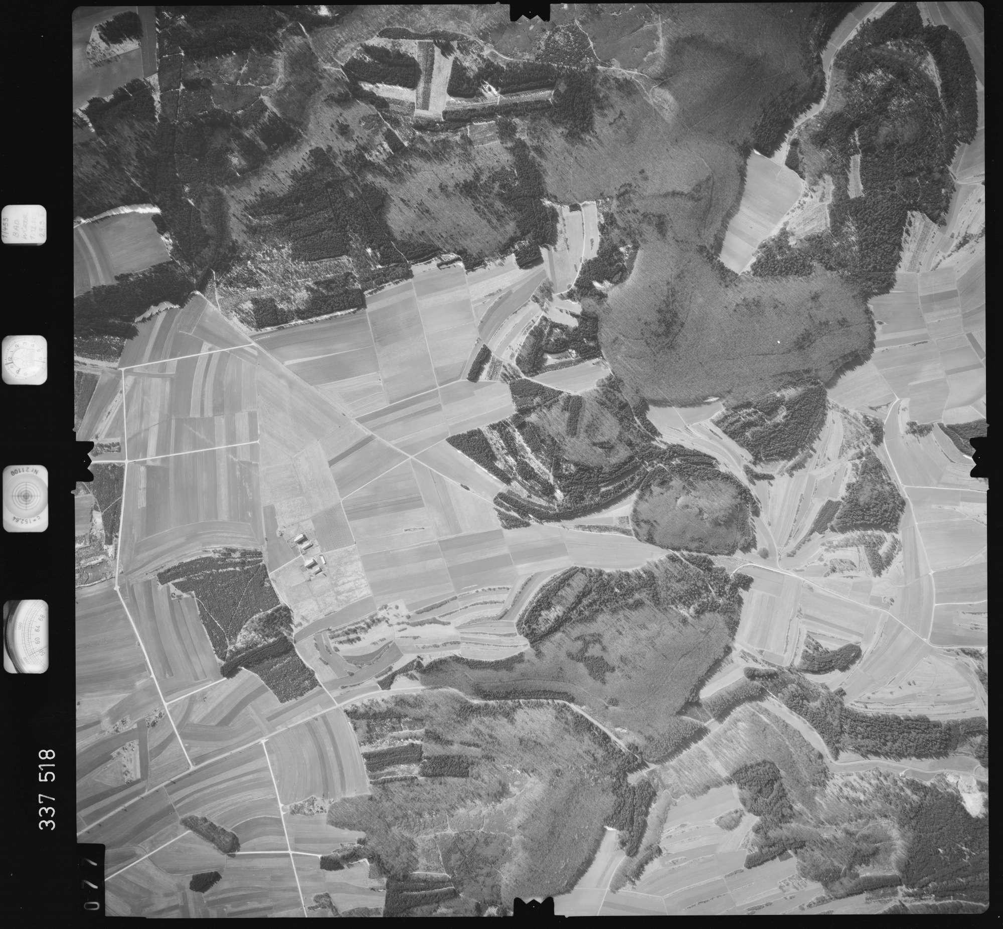 Luftbild: Film 50 Bildnr. 77, Bild 1