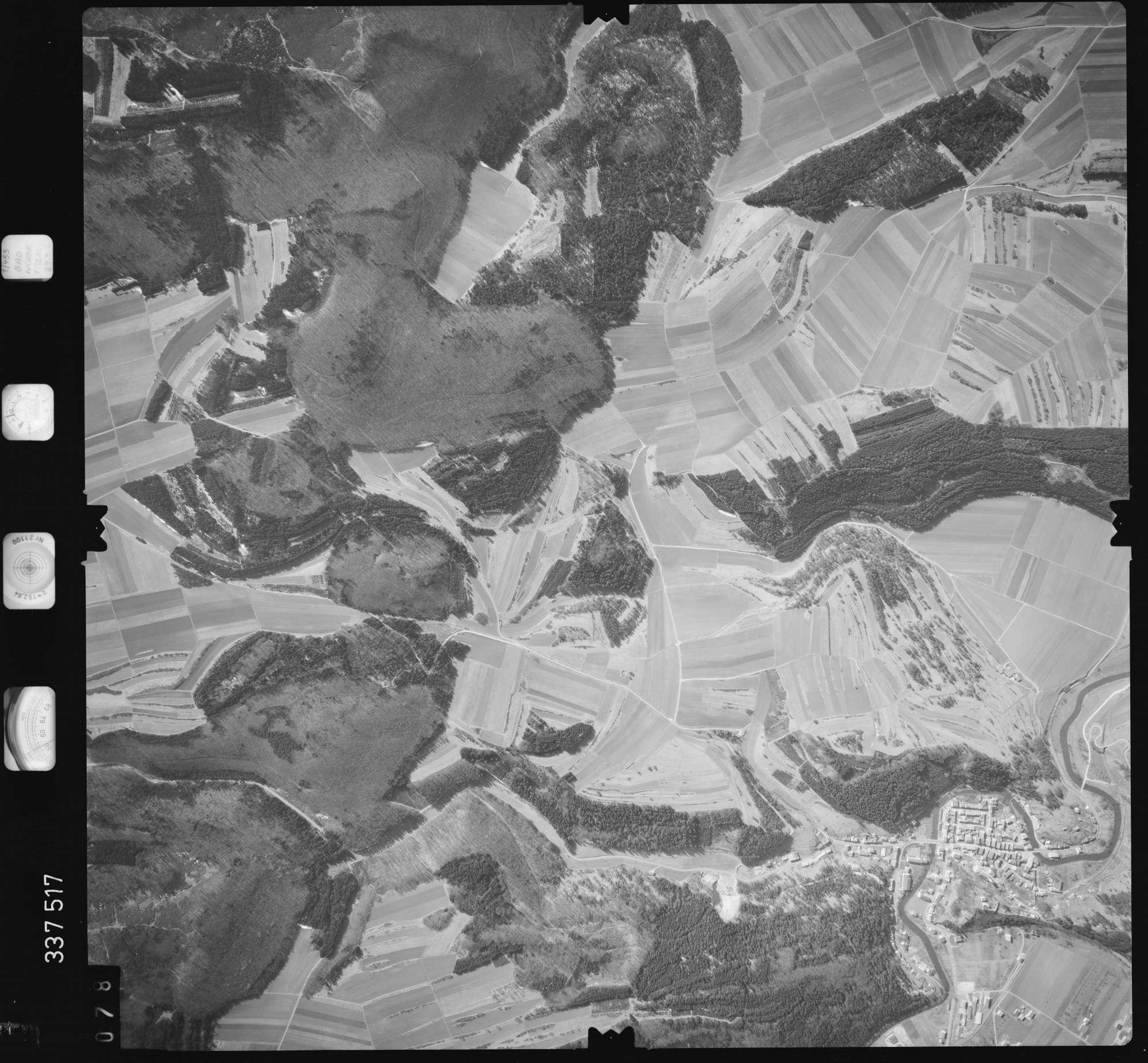 Luftbild: Film 50 Bildnr. 78, Bild 1