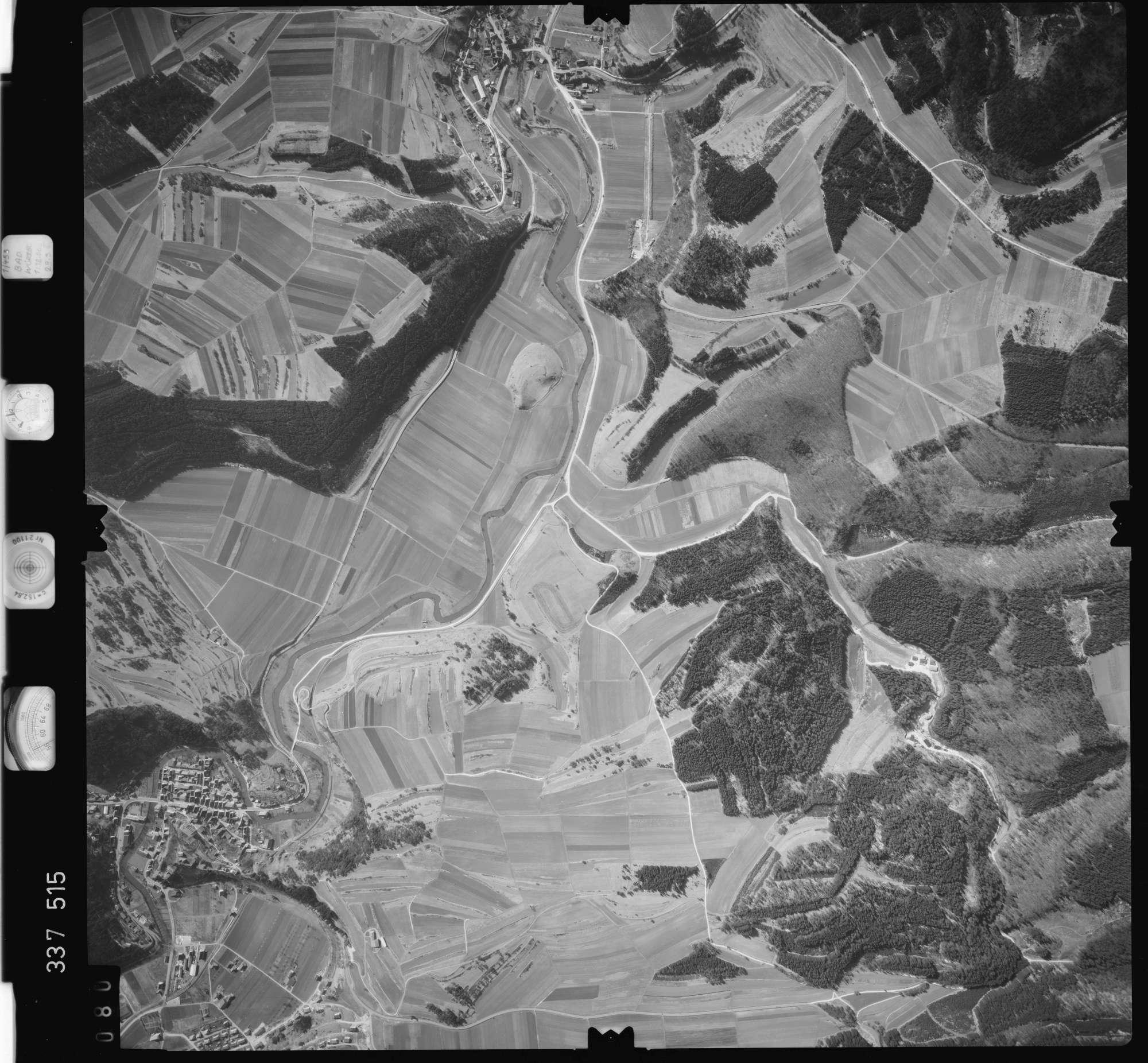 Luftbild: Film 50 Bildnr. 80, Bild 1
