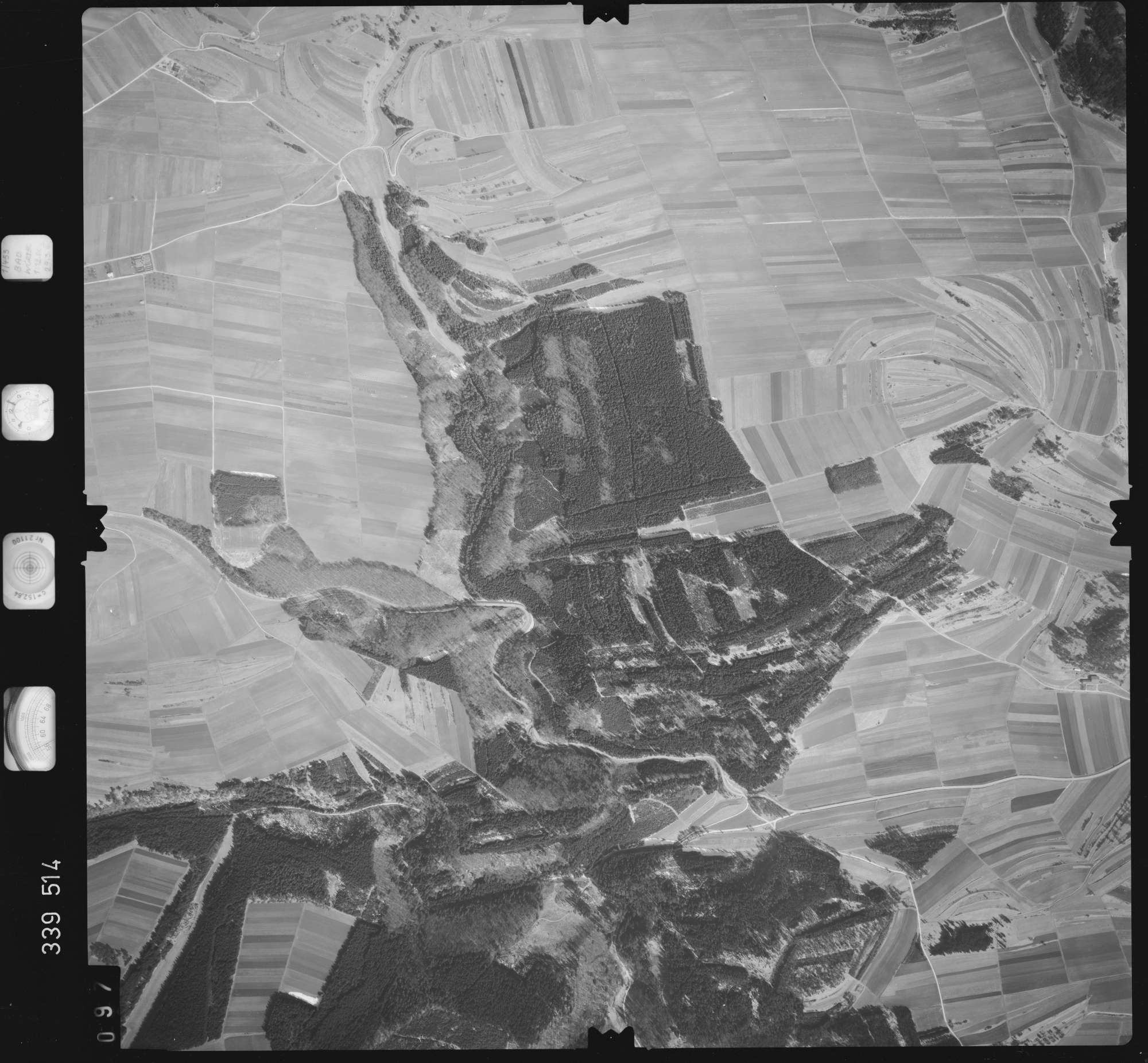 Luftbild: Film 50 Bildnr. 97, Bild 1