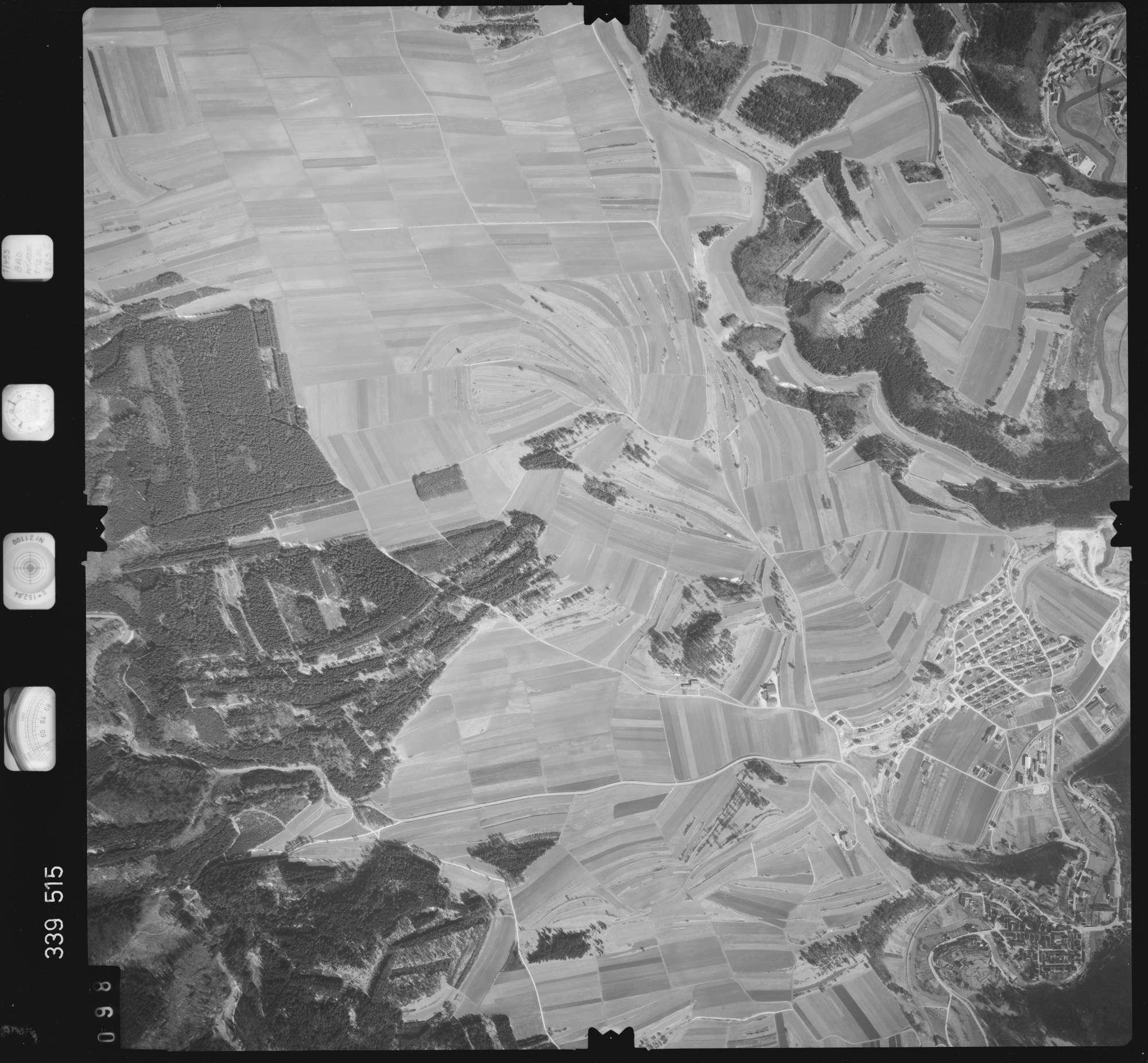 Luftbild: Film 50 Bildnr. 98, Bild 1