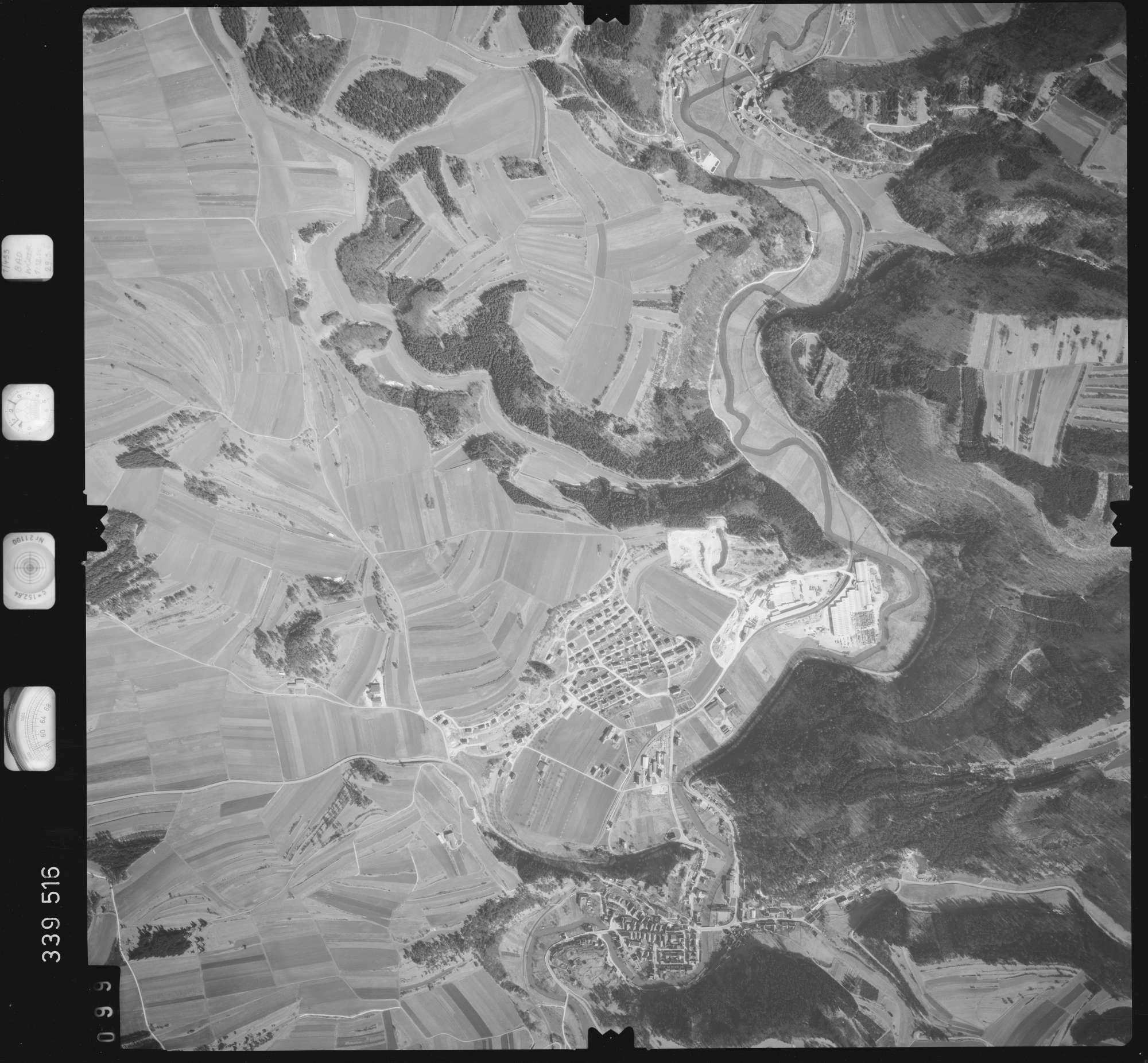 Luftbild: Film 50 Bildnr. 99, Bild 1