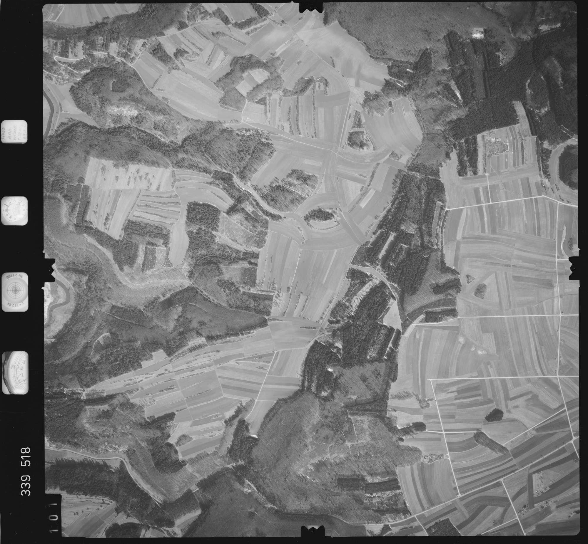 Luftbild: Film 50 Bildnr. 101, Bild 1