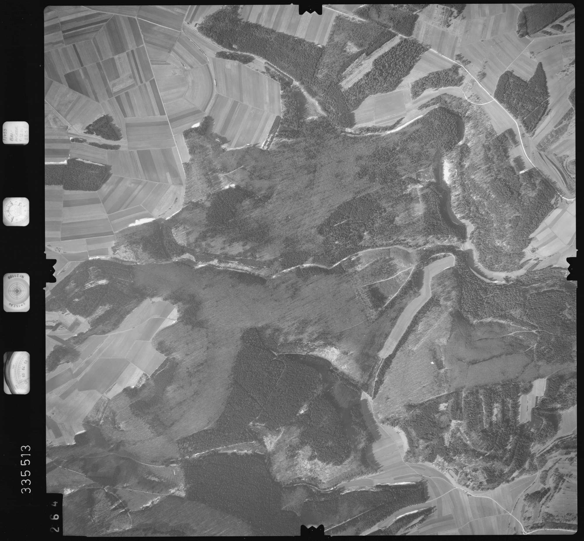 Luftbild: Film 51 Bildnr. 264, Bild 1