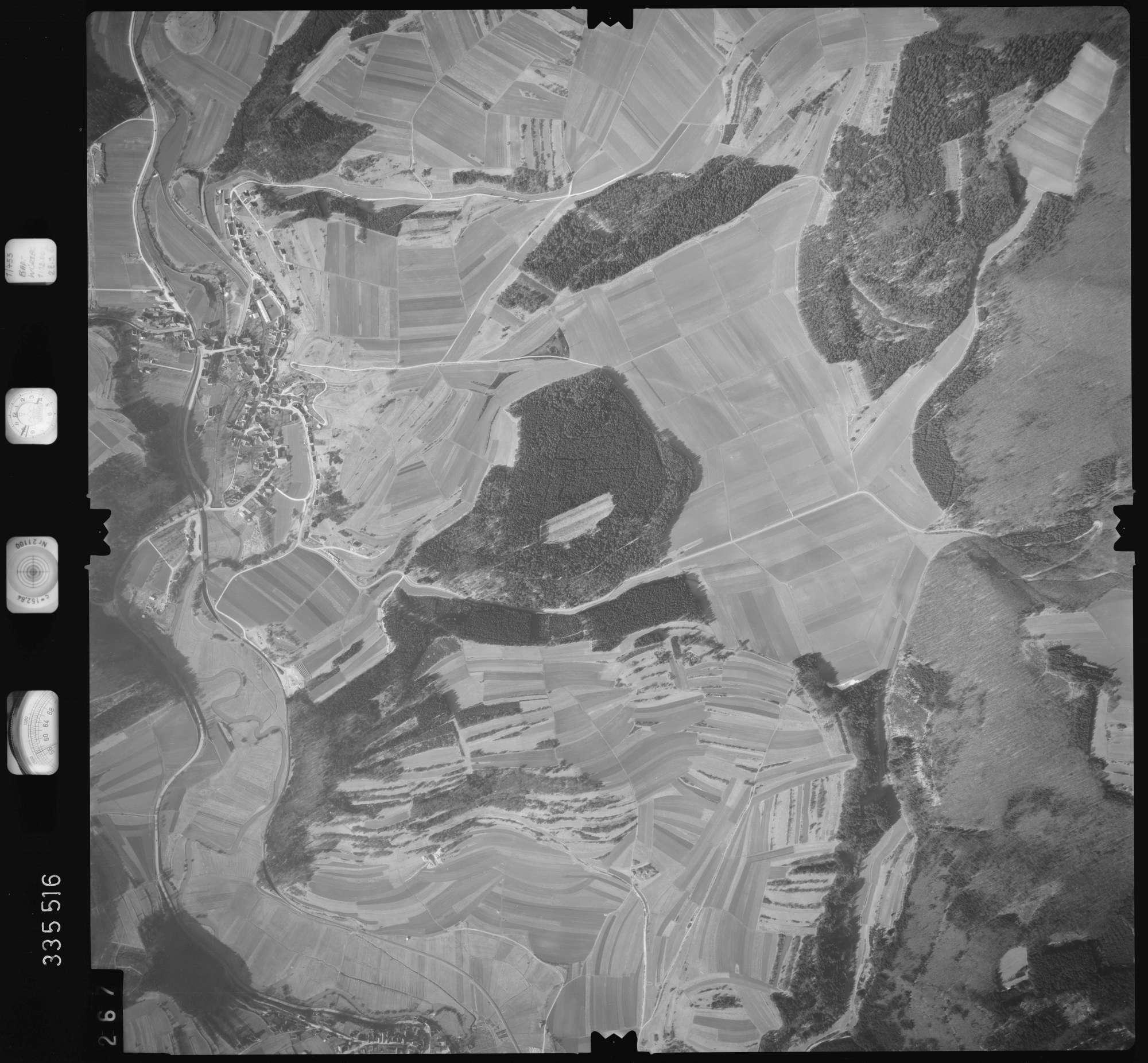 Luftbild: Film 51 Bildnr. 267, Bild 1