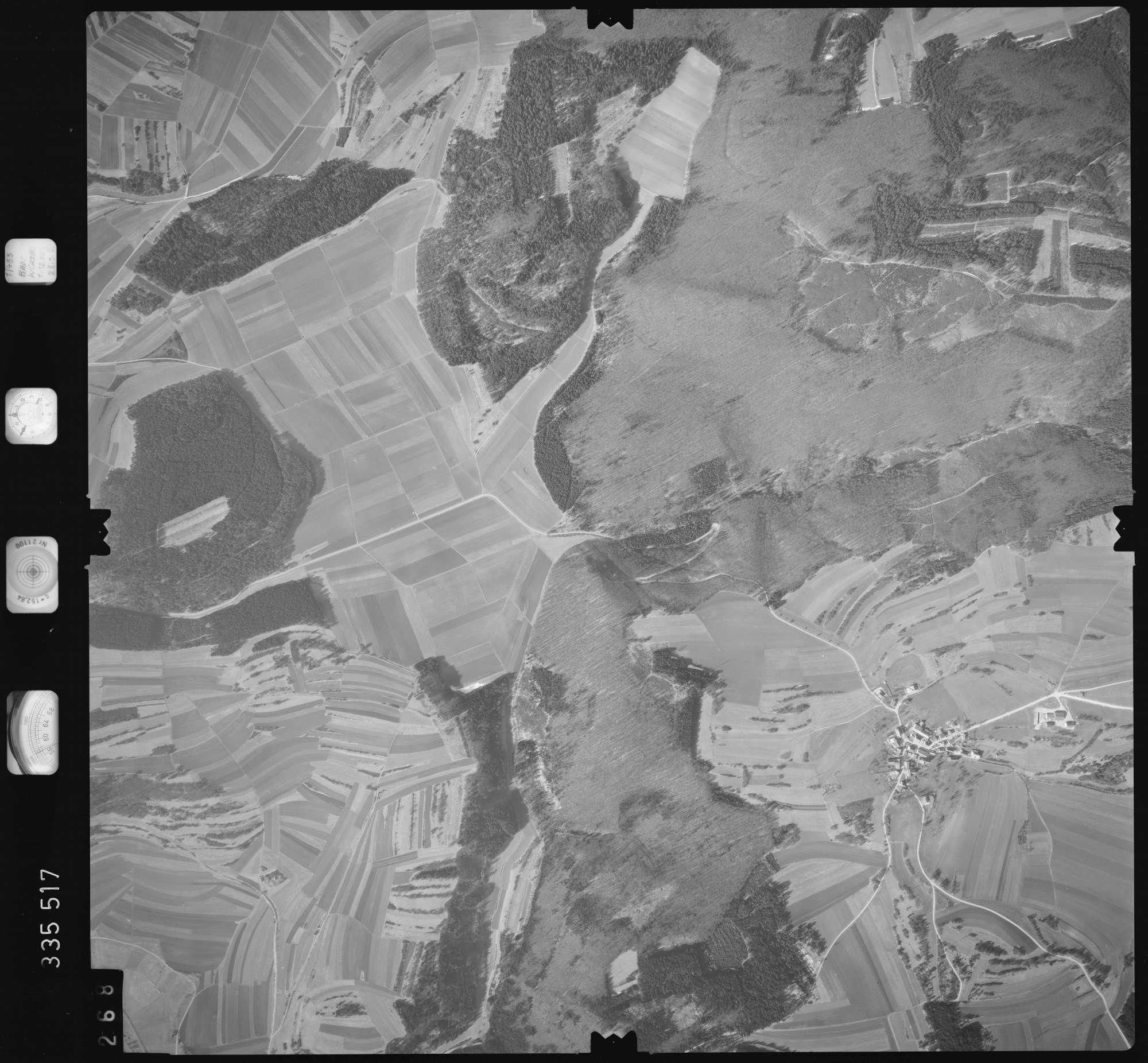 Luftbild: Film 51 Bildnr. 268, Bild 1
