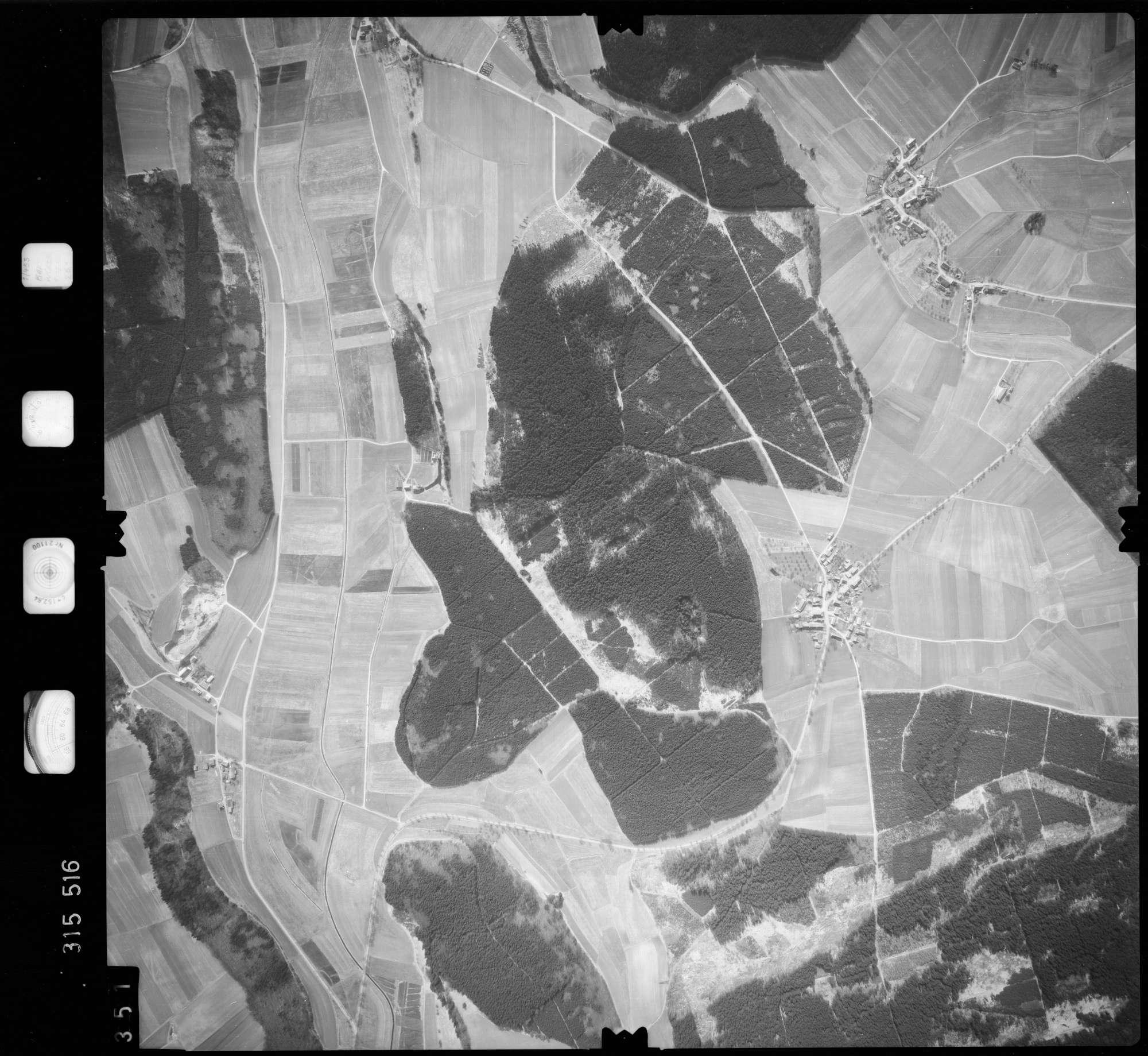 Luftbild: Film 58 Bildnr. 351, Bild 1