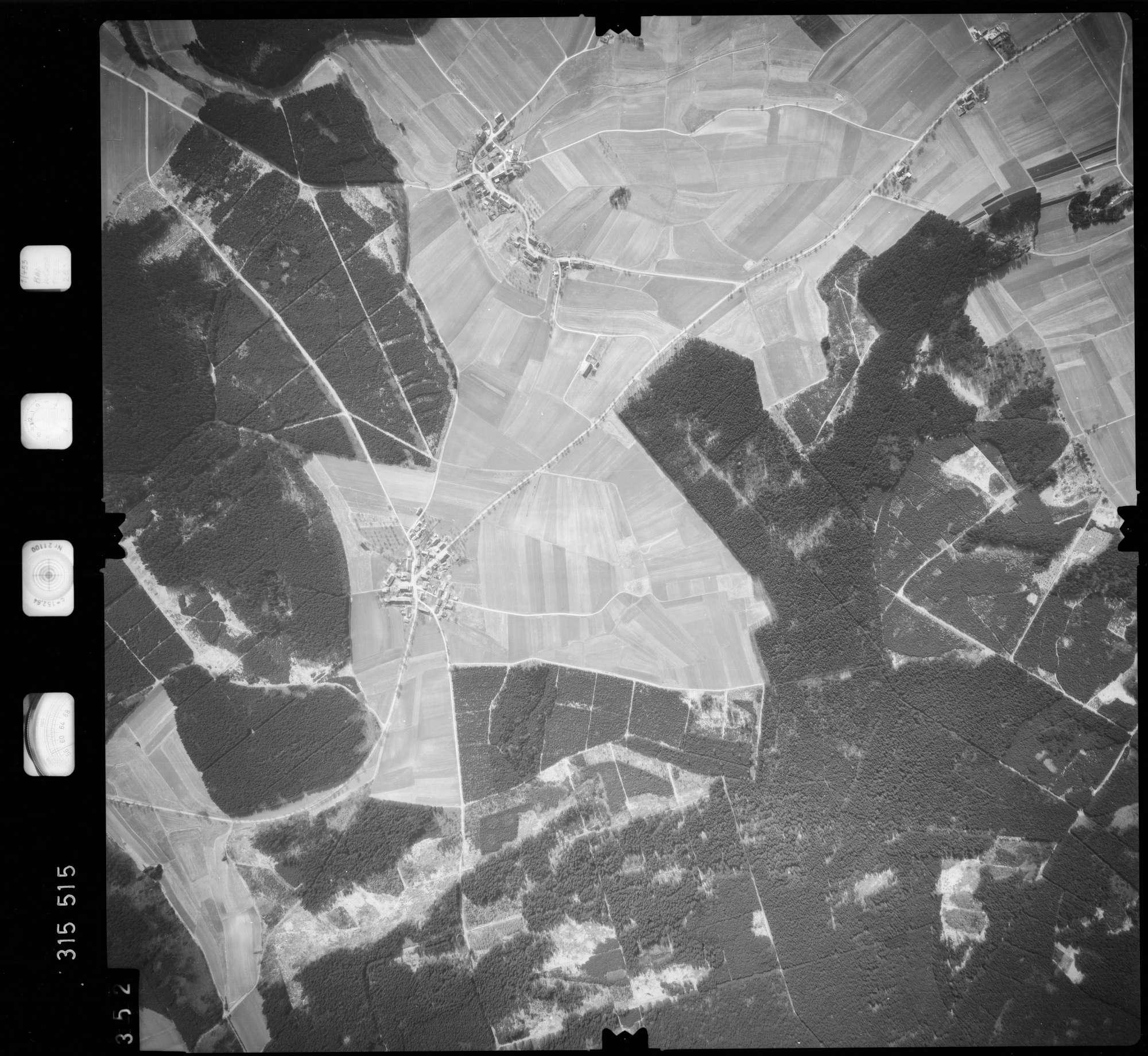 Luftbild: Film 58 Bildnr. 352, Bild 1
