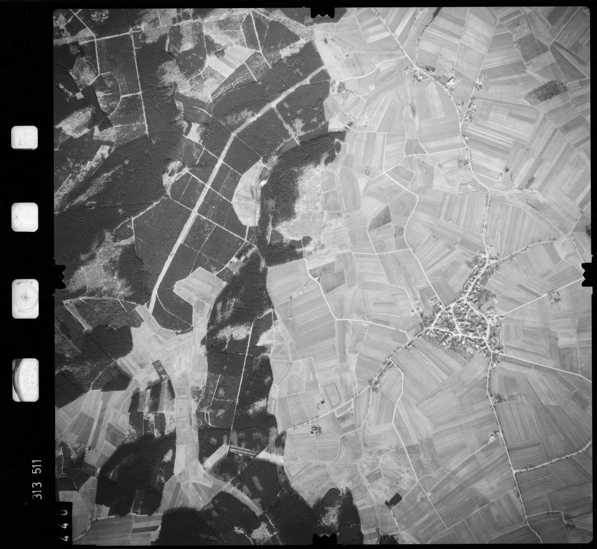 Luftbild: Film 58 Bildnr. 440, Bild 1