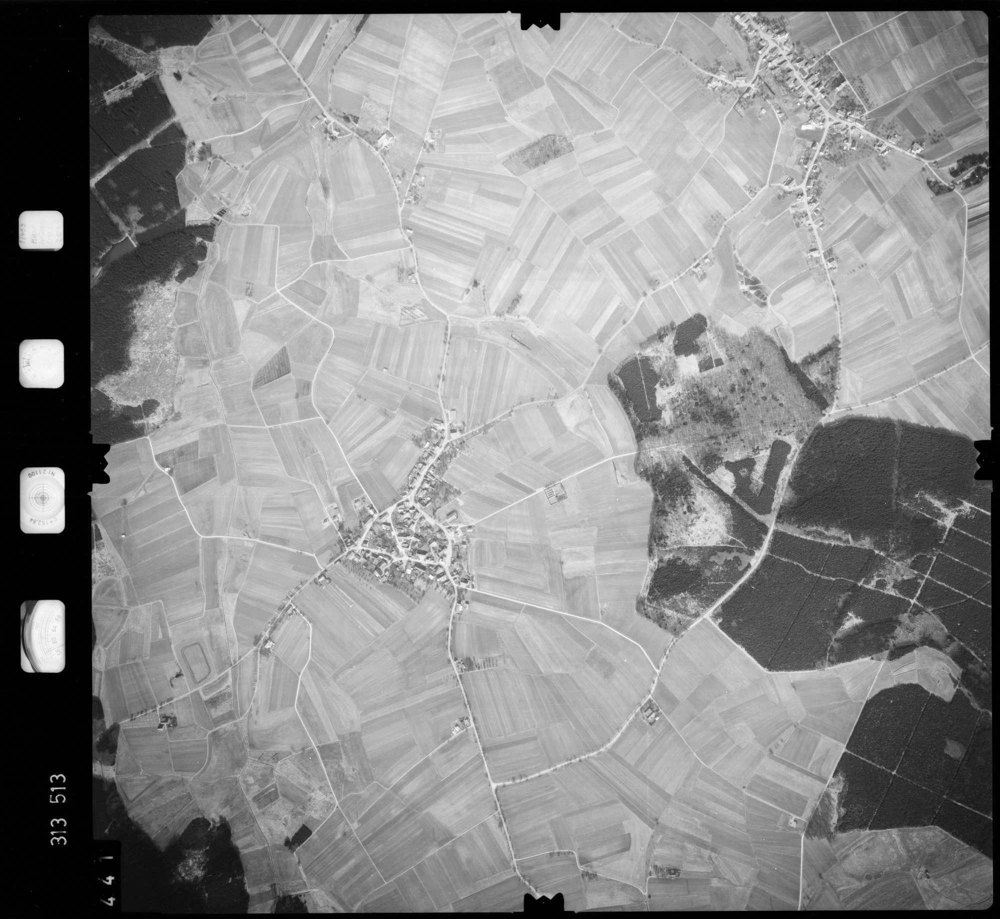 Luftbild: Film 58 Bildnr. 441, Bild 1