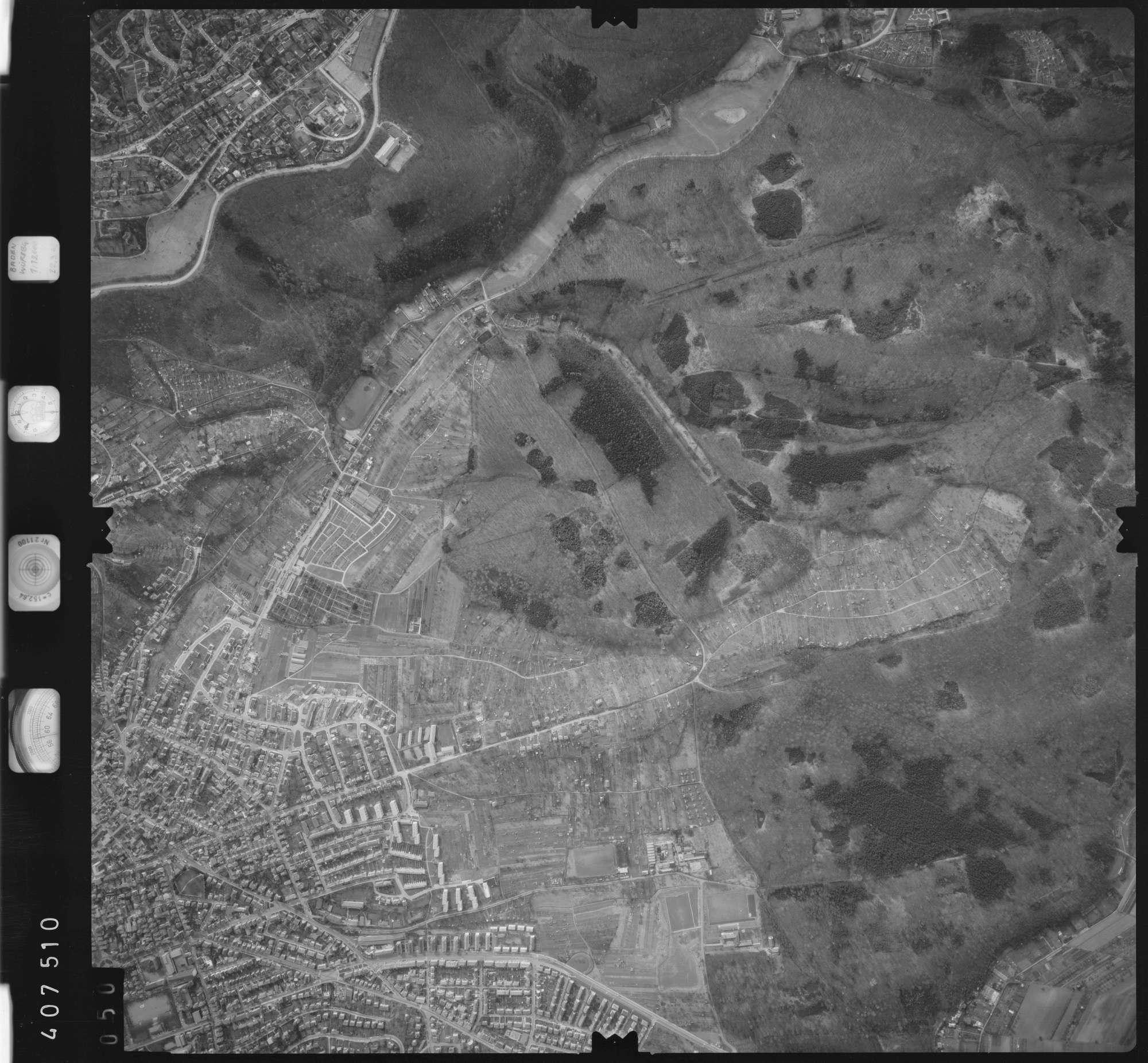 Luftbild: Film 5 Bildnr. 50, Bild 1