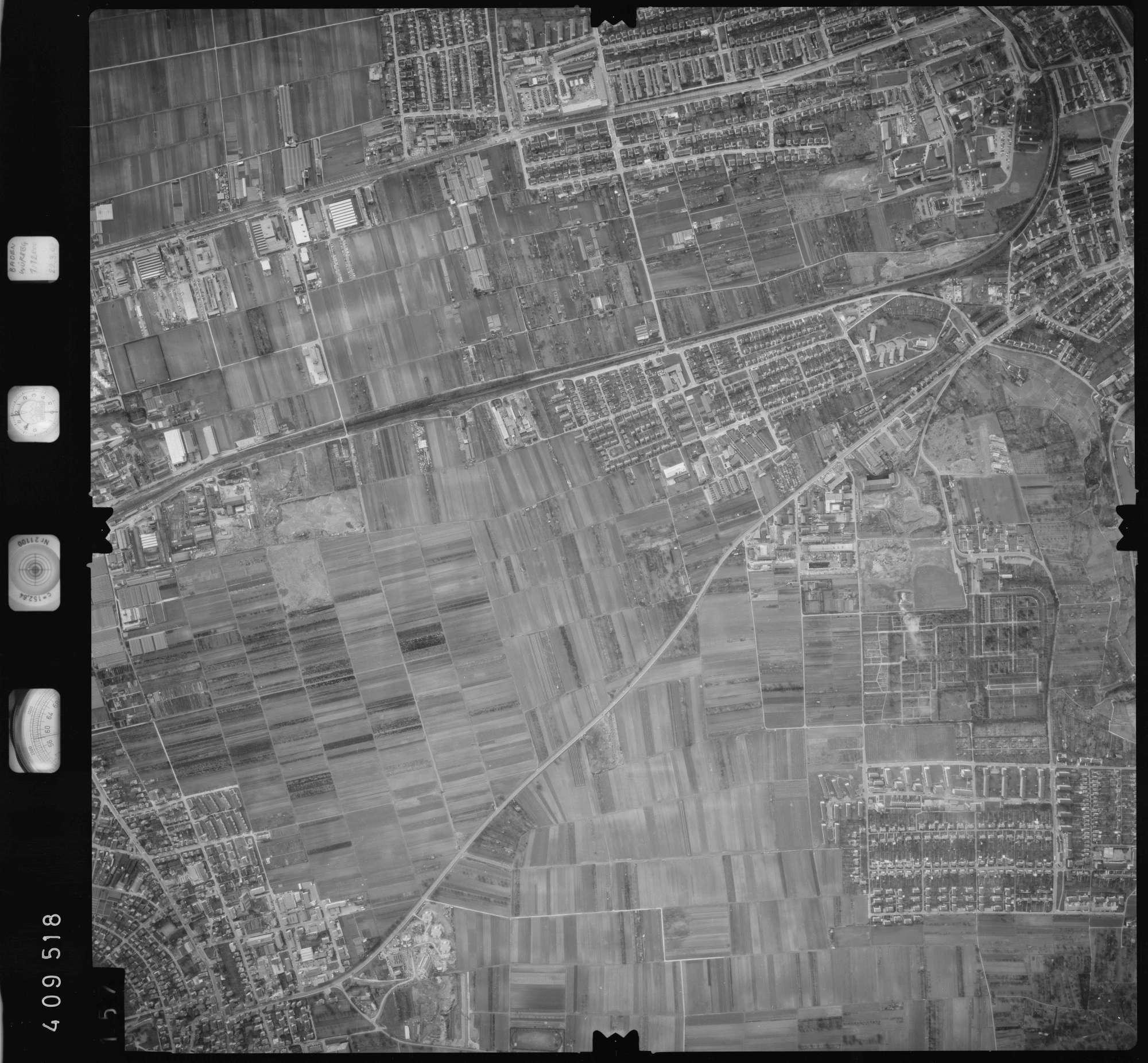 Luftbild: Film 5 Bildnr. 157, Bild 1