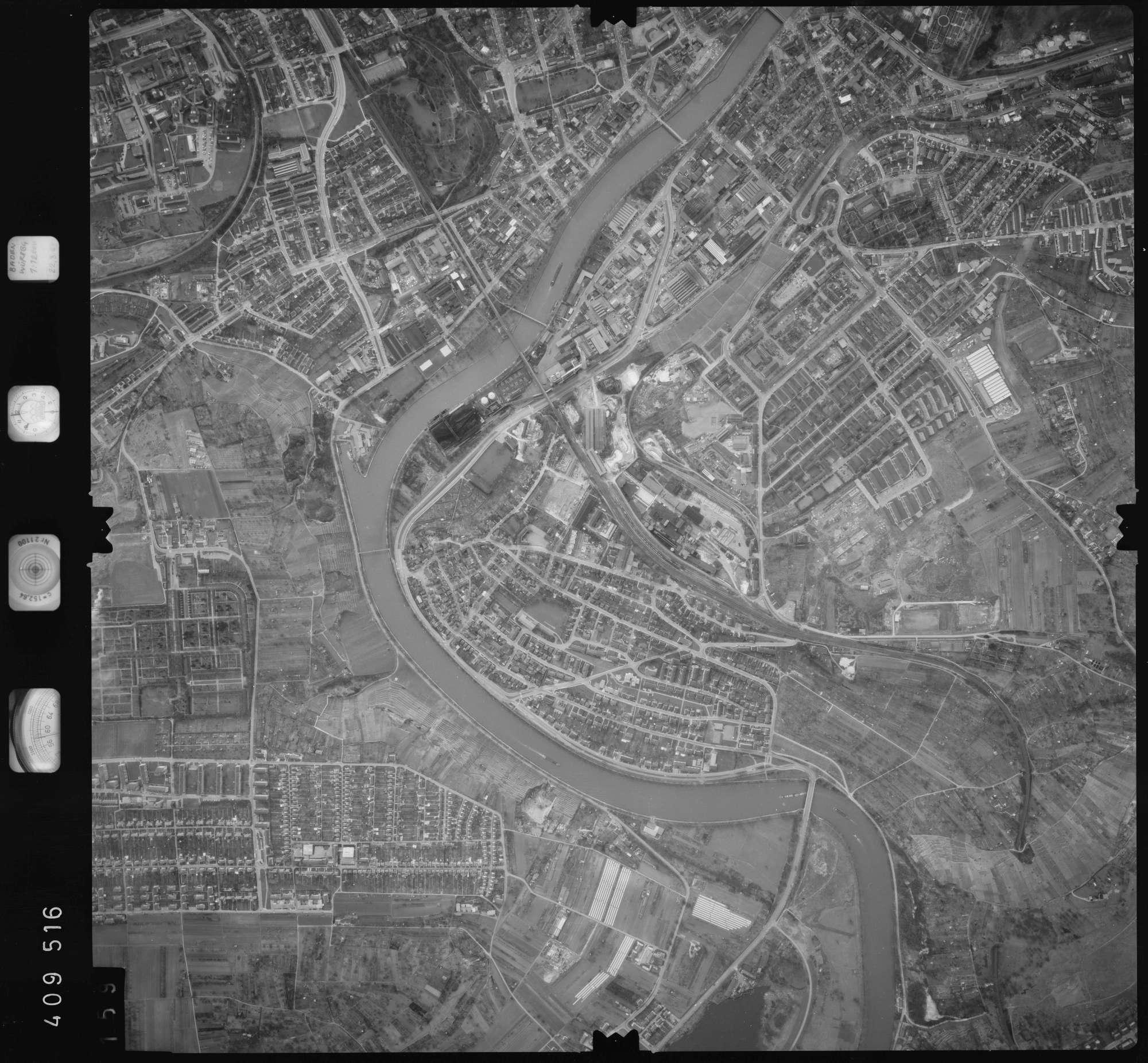 Luftbild: Film 5 Bildnr. 159, Bild 1