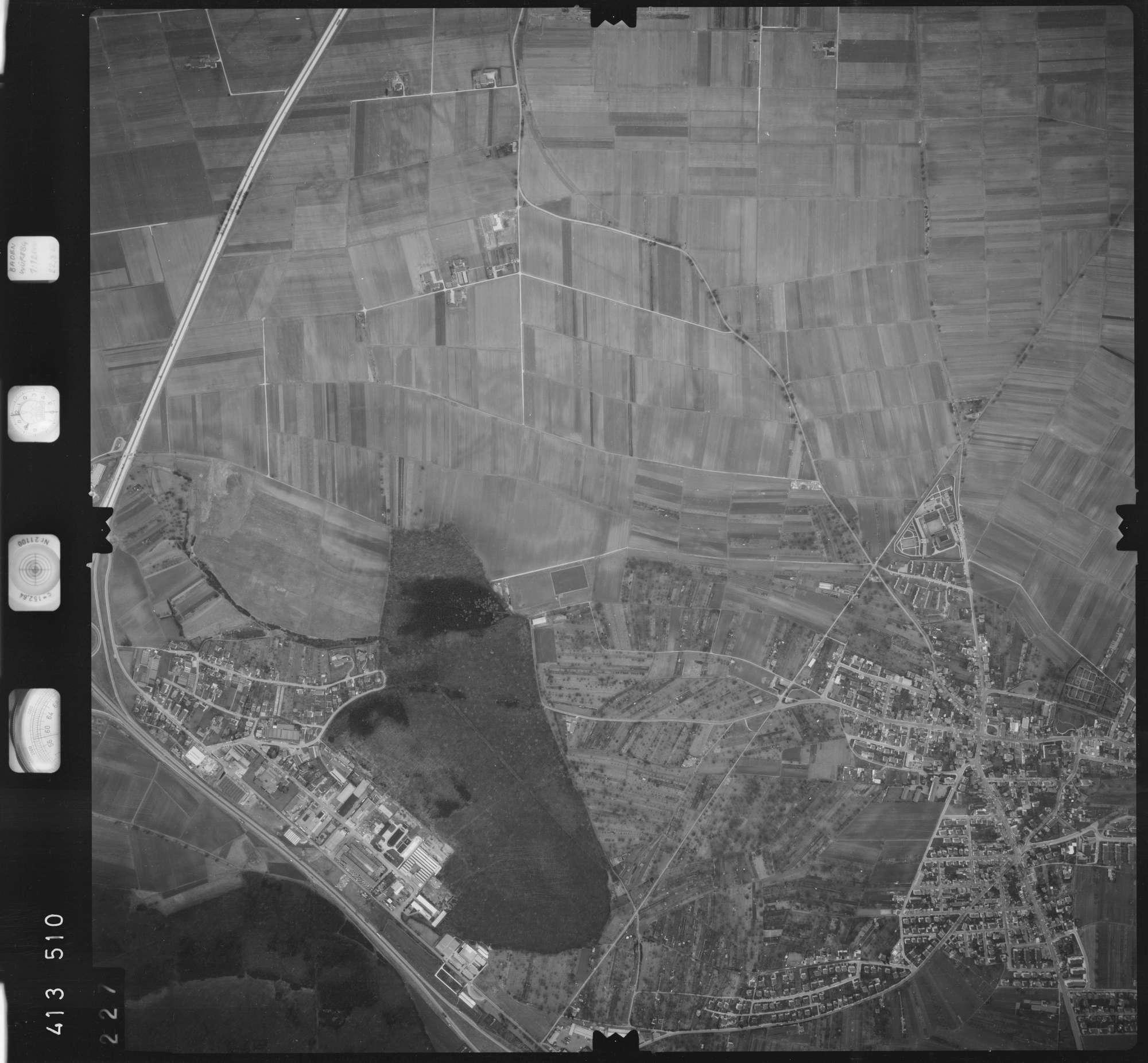 Luftbild: Film 5 Bildnr. 227, Bild 1