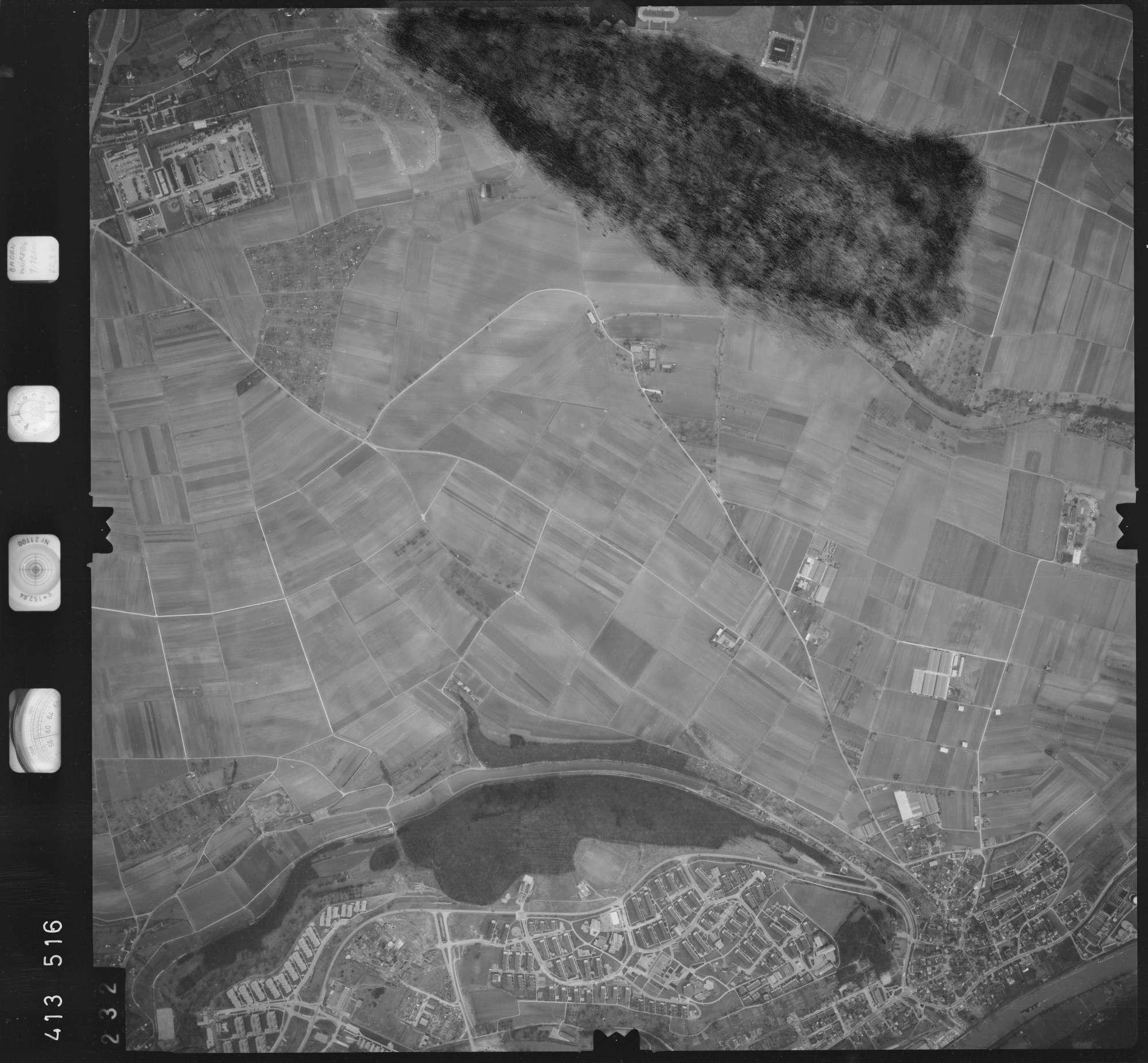 Luftbild: Film 5 Bildnr. 232, Bild 1