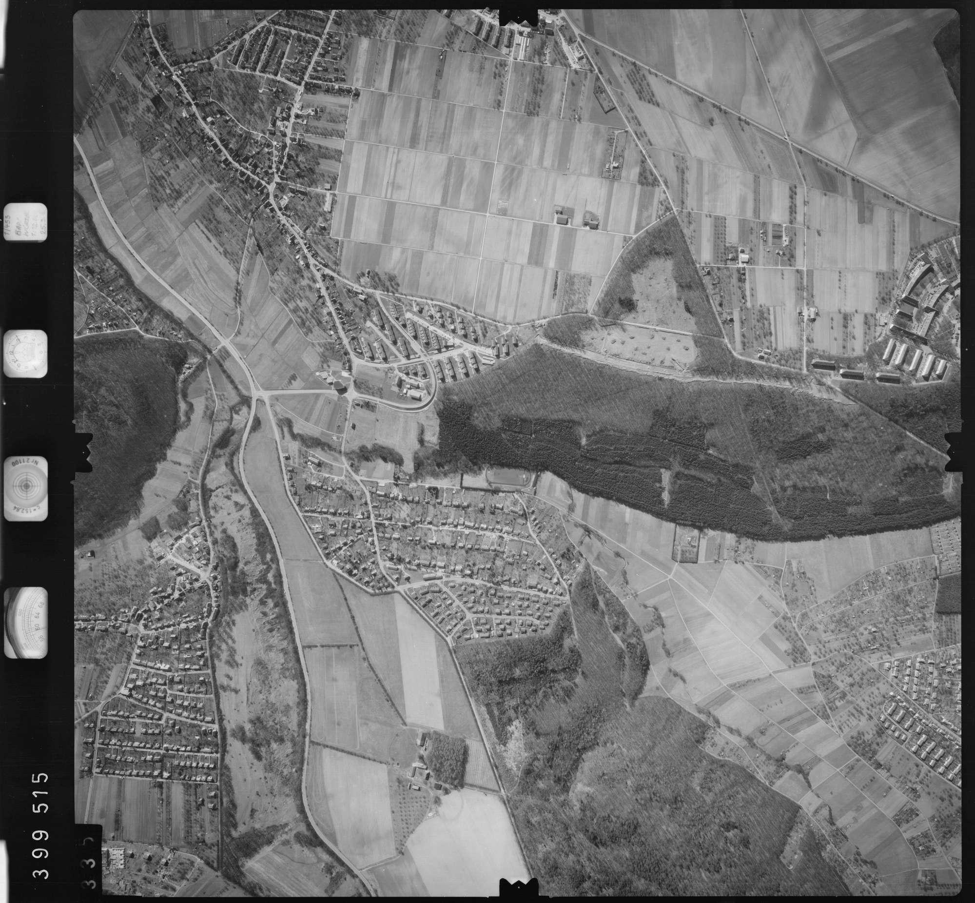 Luftbild: Film 13 Bildnr. 335, Bild 1