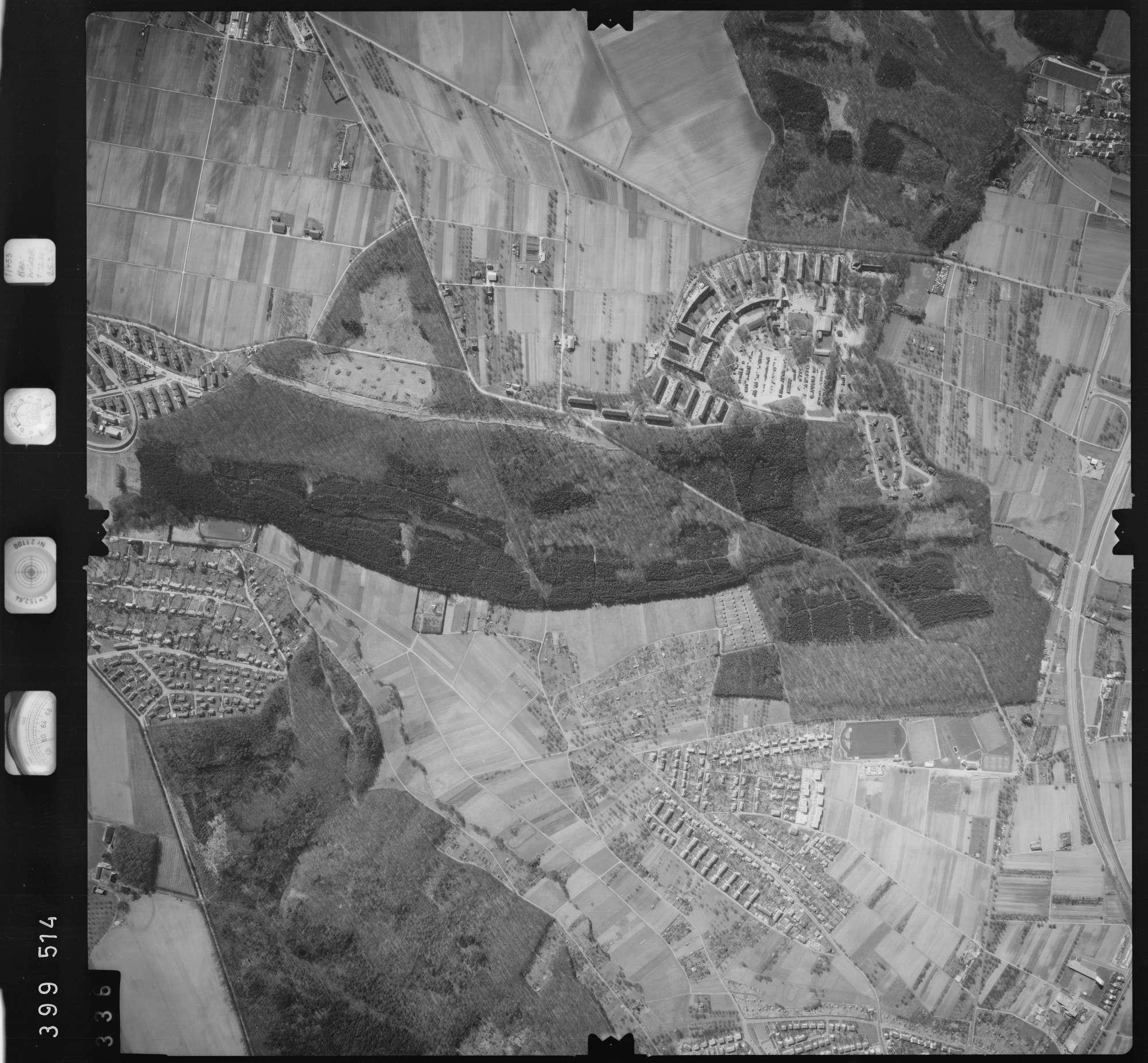 Luftbild: Film 13 Bildnr. 336, Bild 1