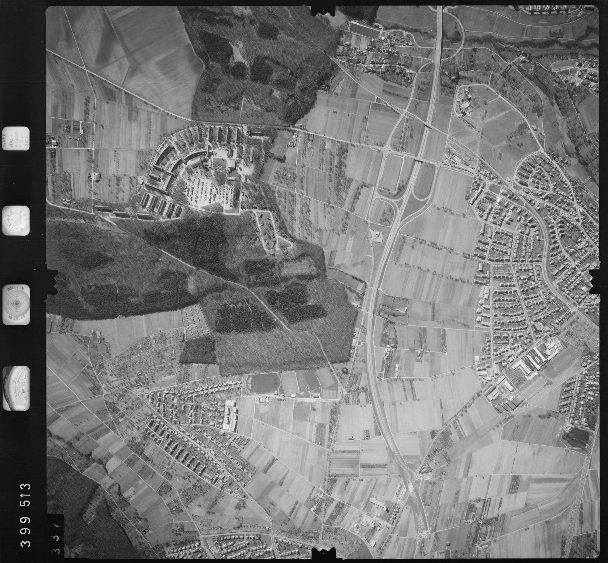 Luftbild: Film 13 Bildnr. 337, Bild 1