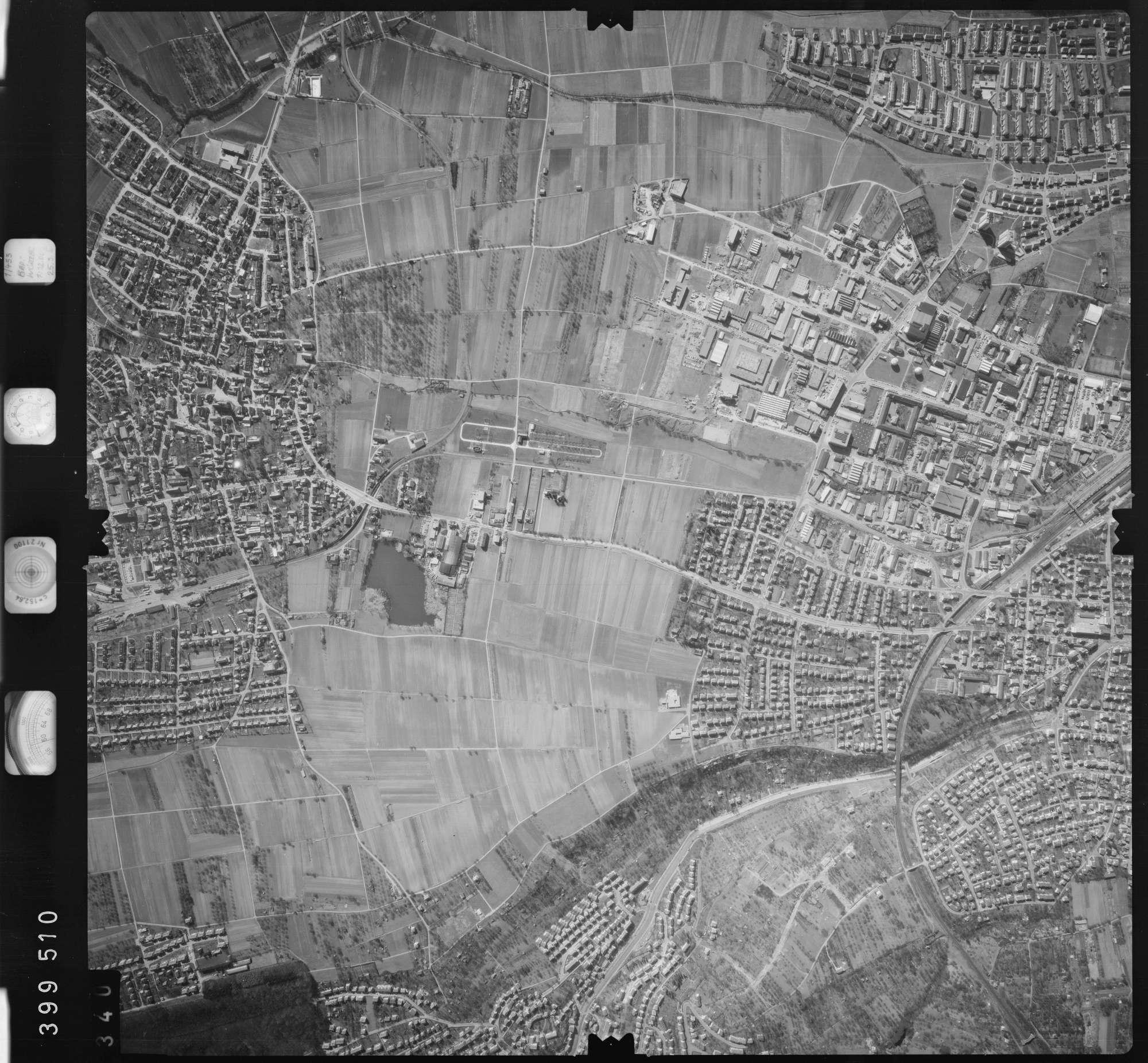 Luftbild: Film 13 Bildnr. 340, Bild 1