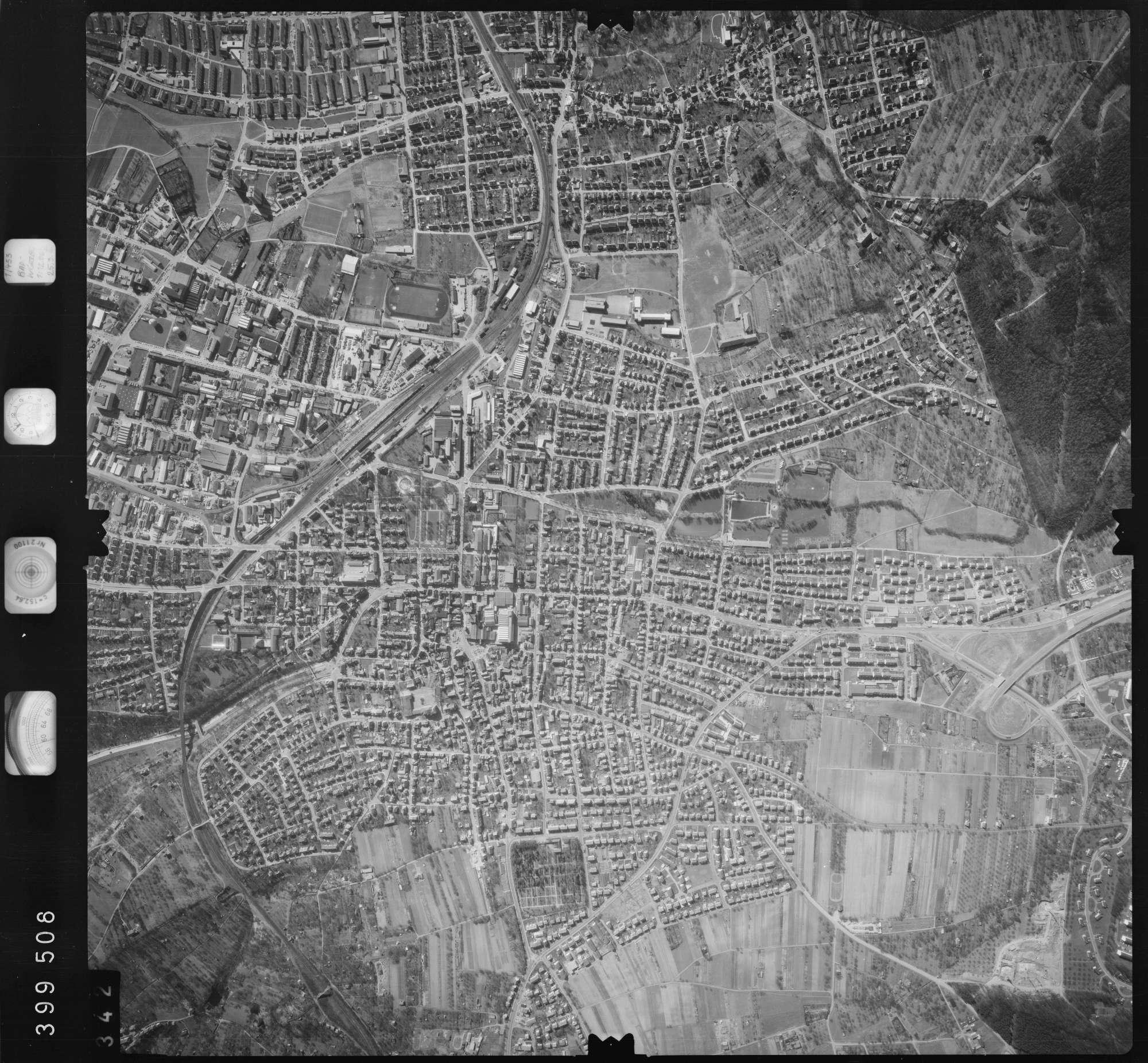 Luftbild: Film 13 Bildnr. 342, Bild 1