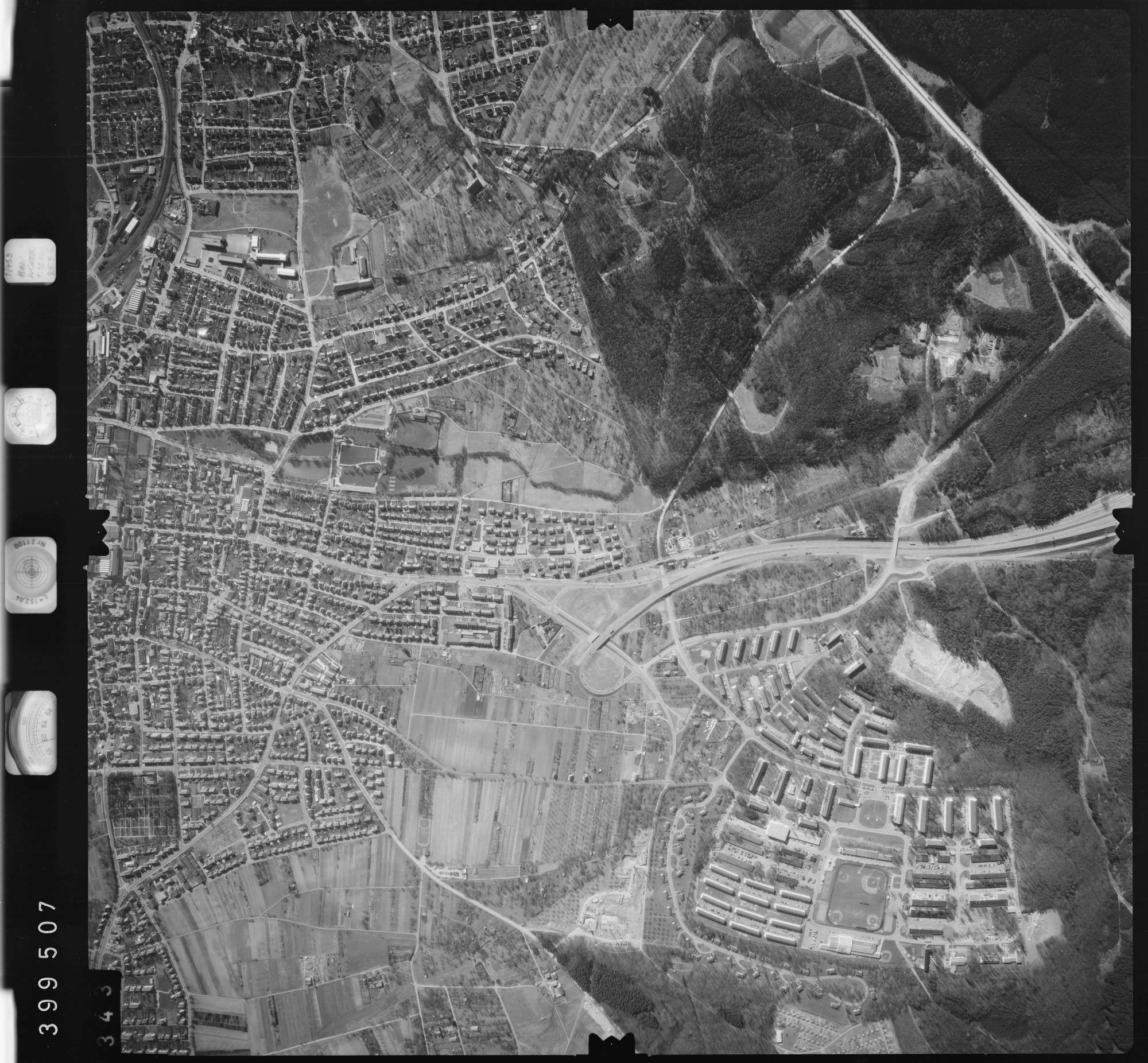 Luftbild: Film 13 Bildnr. 343, Bild 1