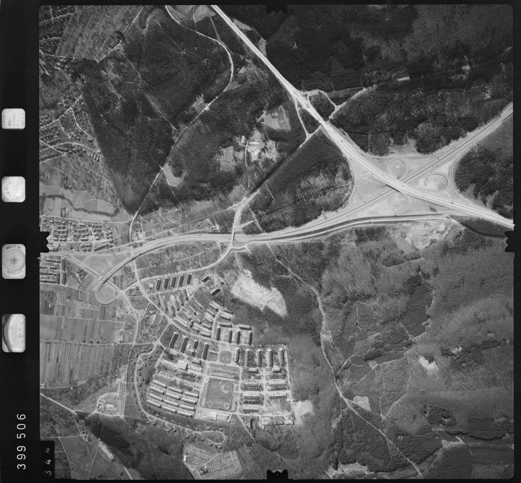 Luftbild: Film 13 Bildnr. 344, Bild 1