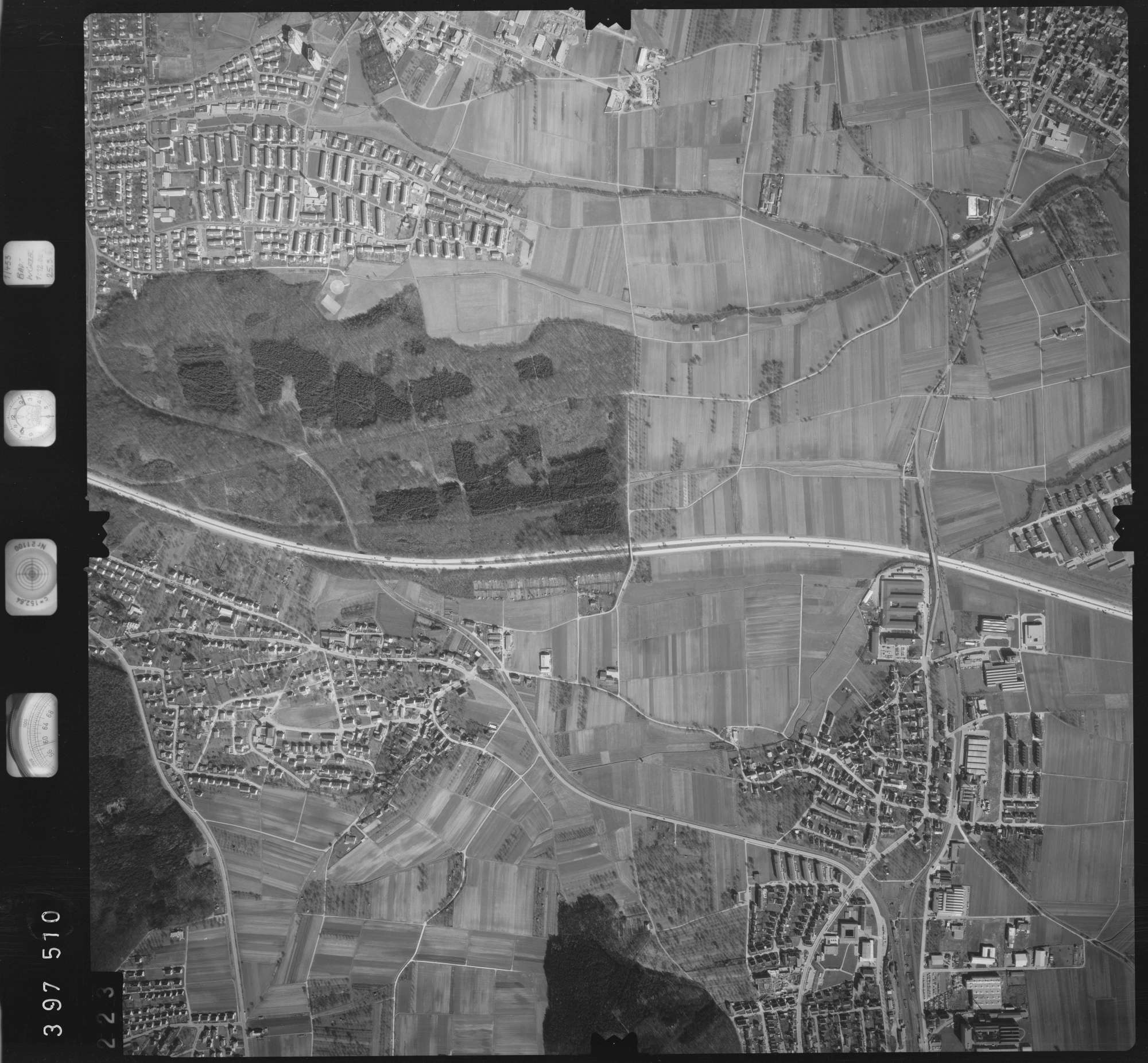 Luftbild: Film 17 Bildnr. 223, Bild 1