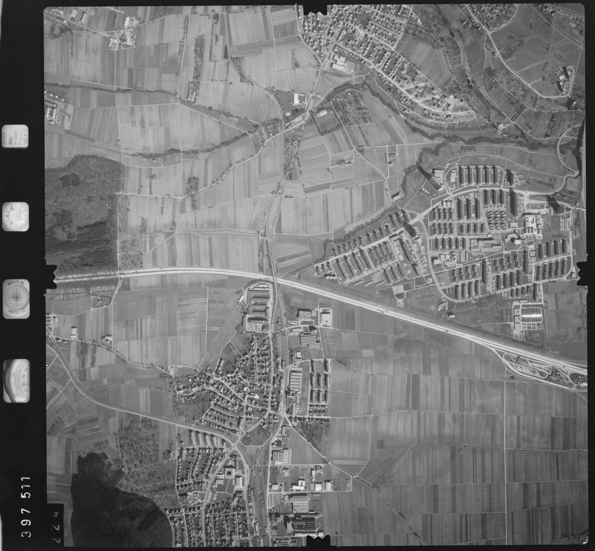 Luftbild: Film 17 Bildnr. 224, Bild 1