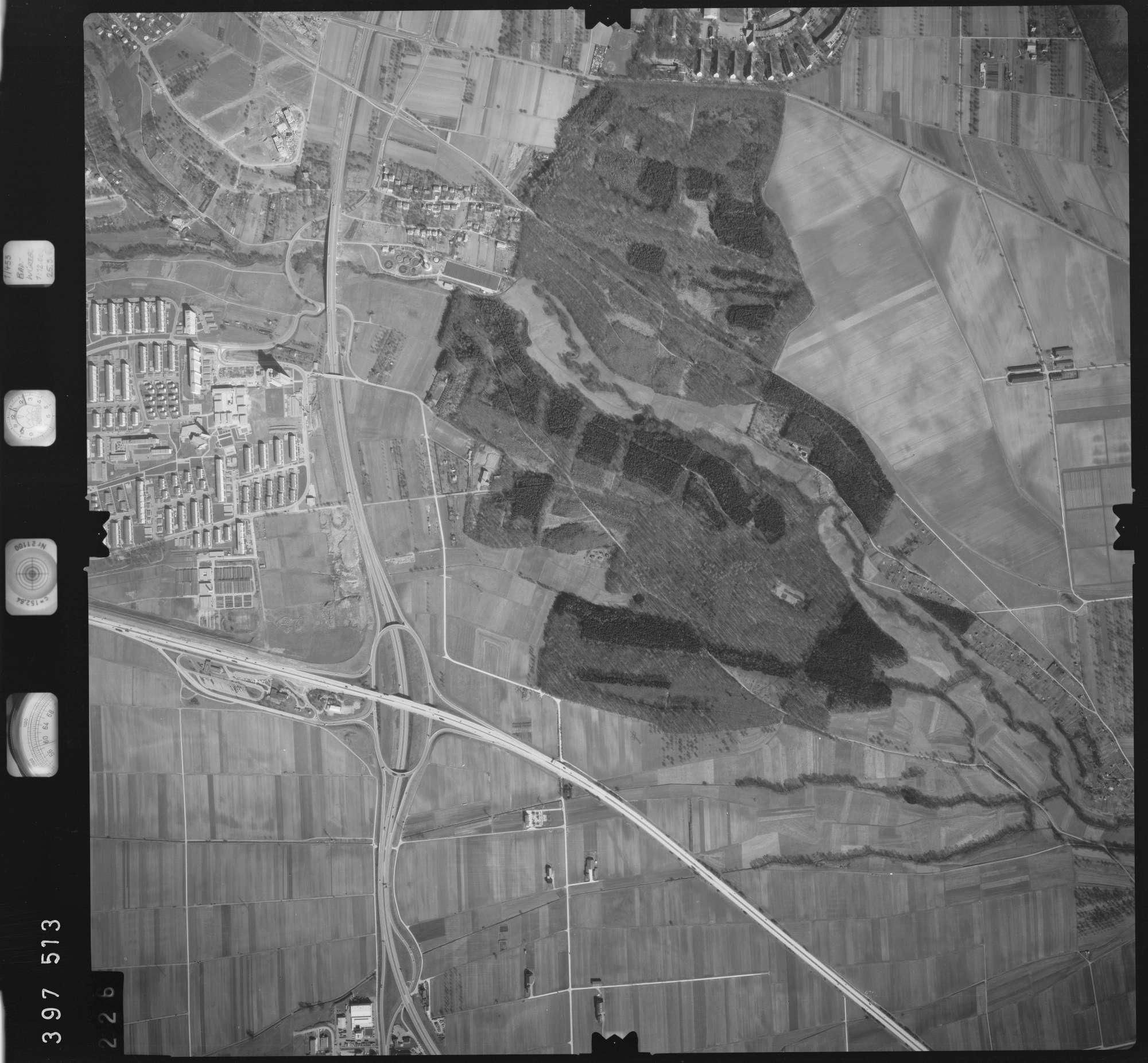 Luftbild: Film 17 Bildnr. 226, Bild 1