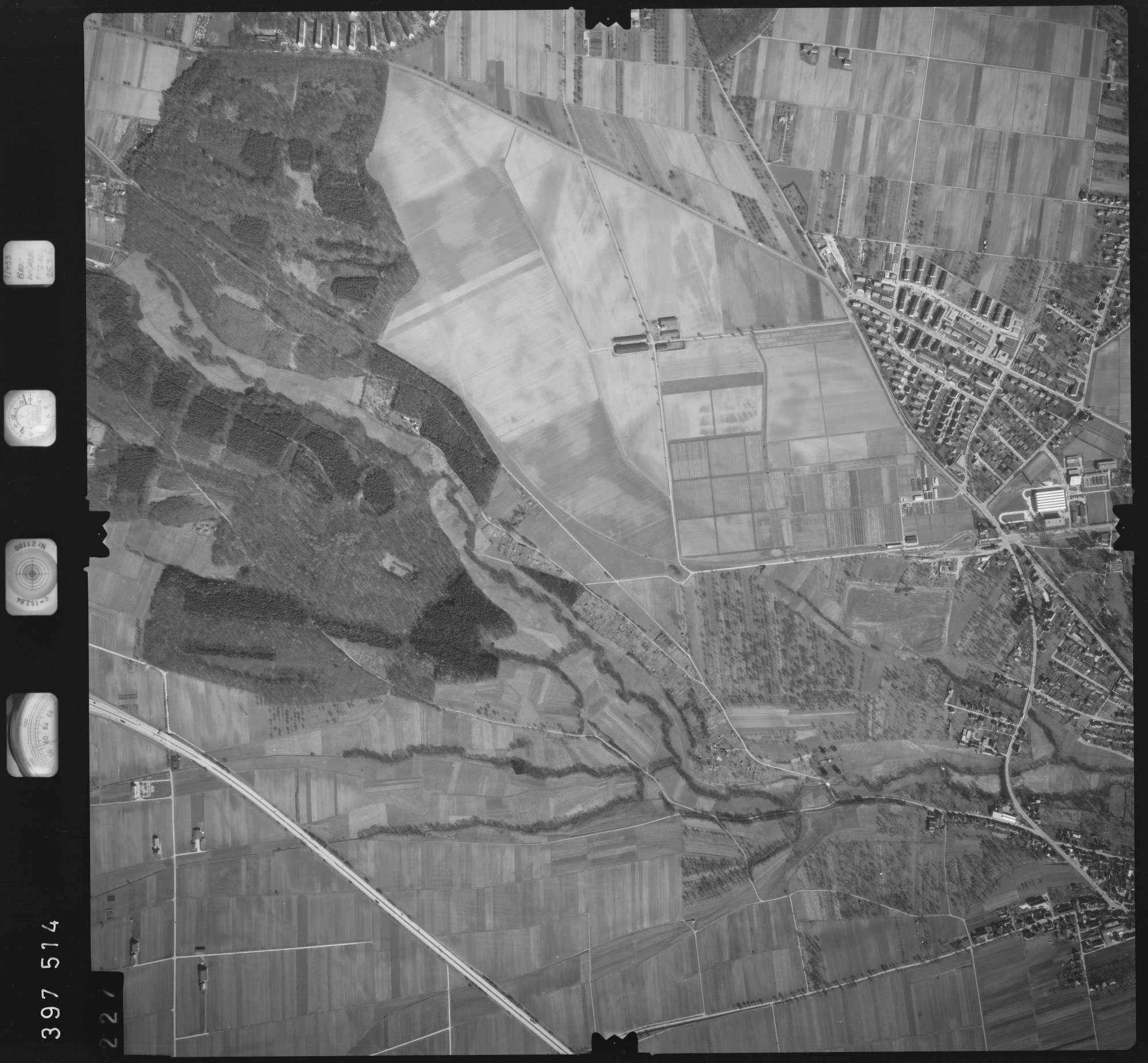 Luftbild: Film 17 Bildnr. 227, Bild 1