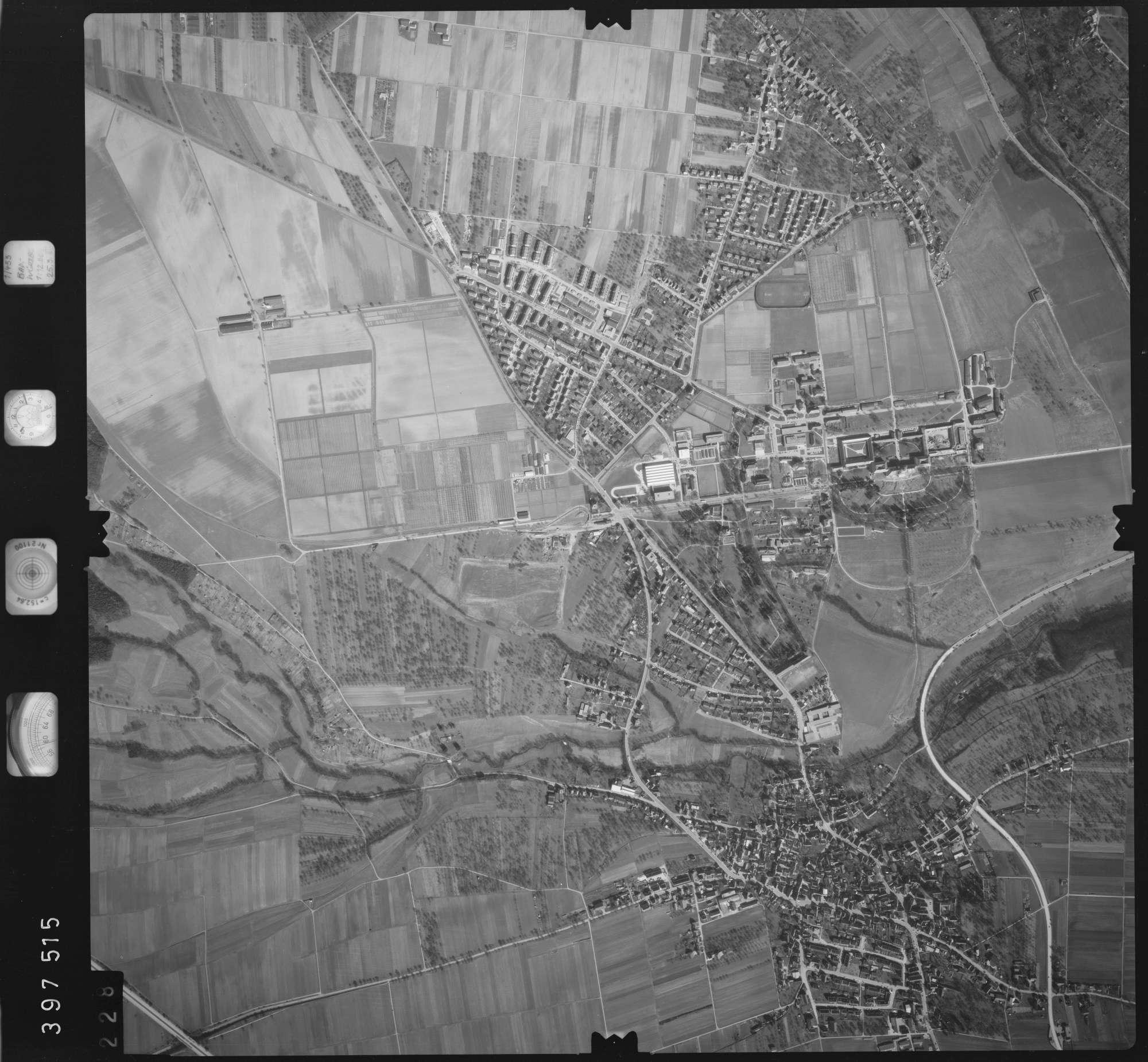 Luftbild: Film 17 Bildnr. 228, Bild 1