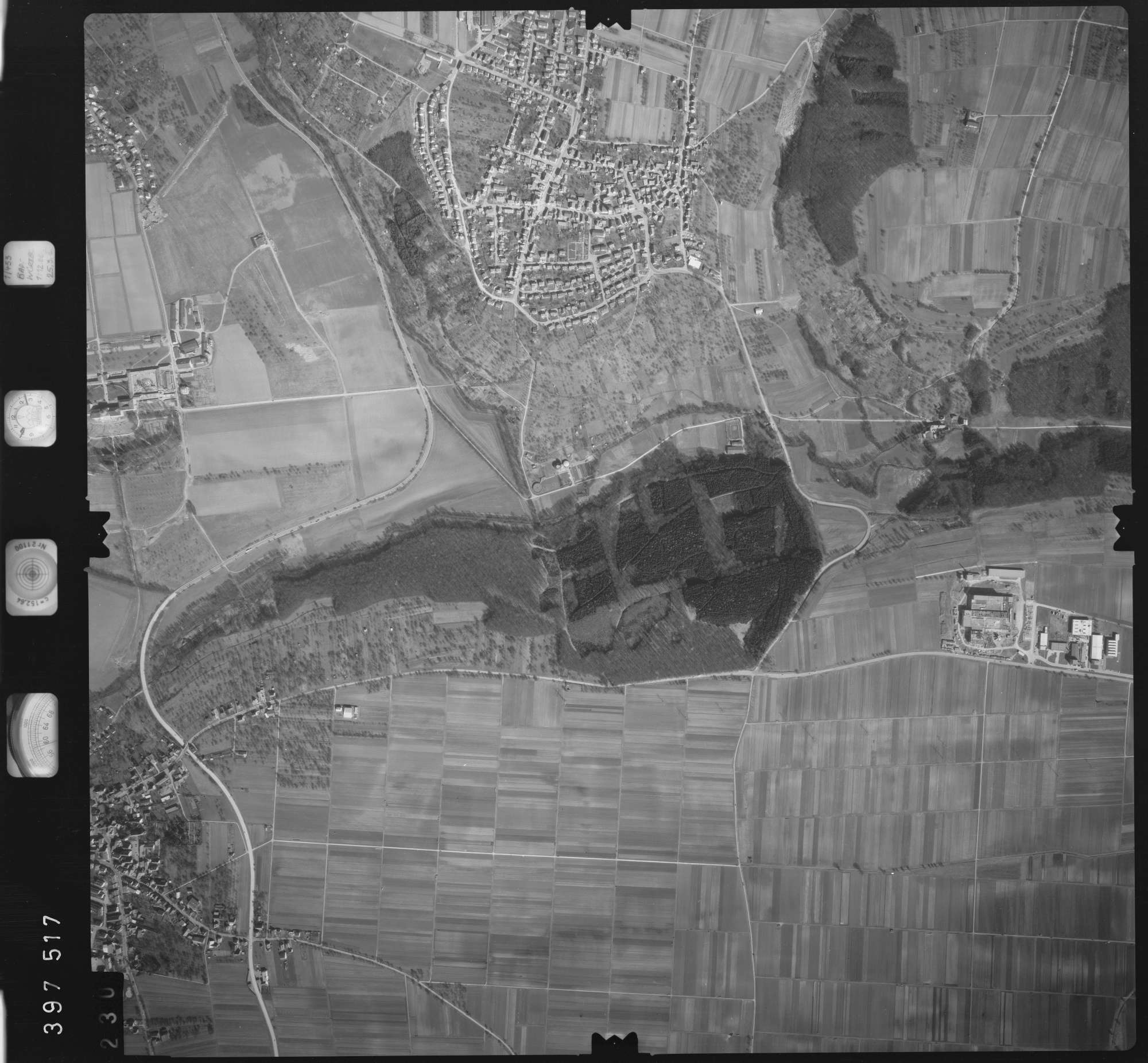 Luftbild: Film 17 Bildnr. 230, Bild 1