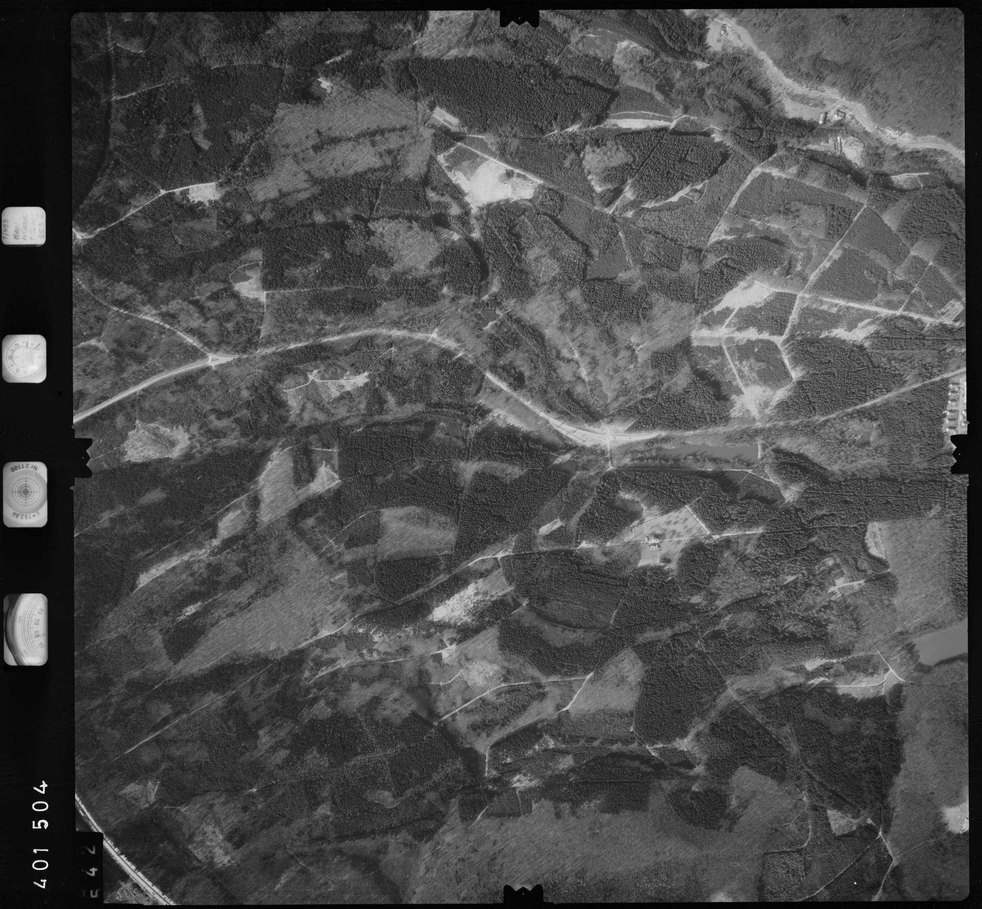 Luftbild: Film 23 Bildnr. 542, Bild 1