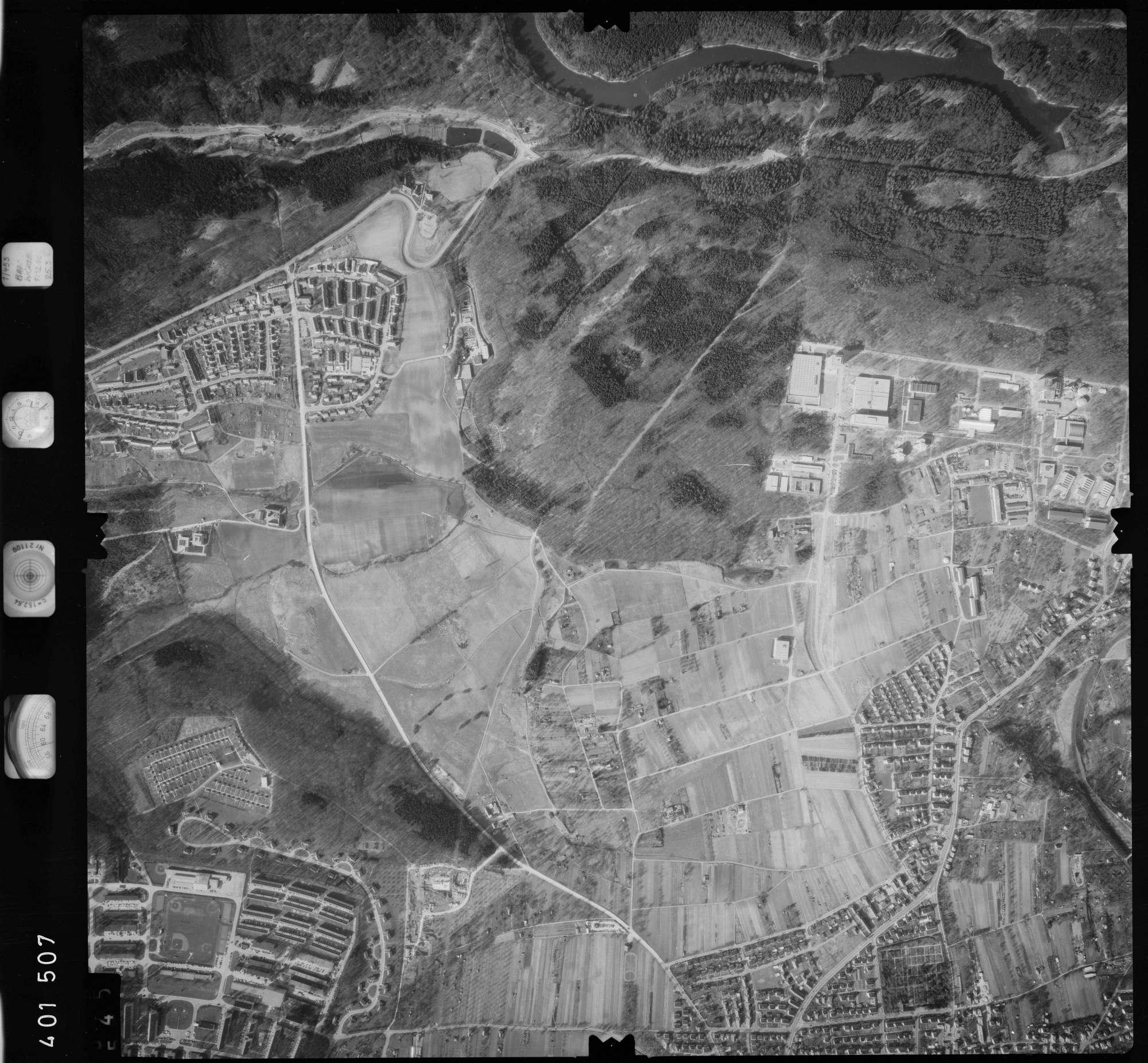 Luftbild: Film 23 Bildnr. 545, Bild 1