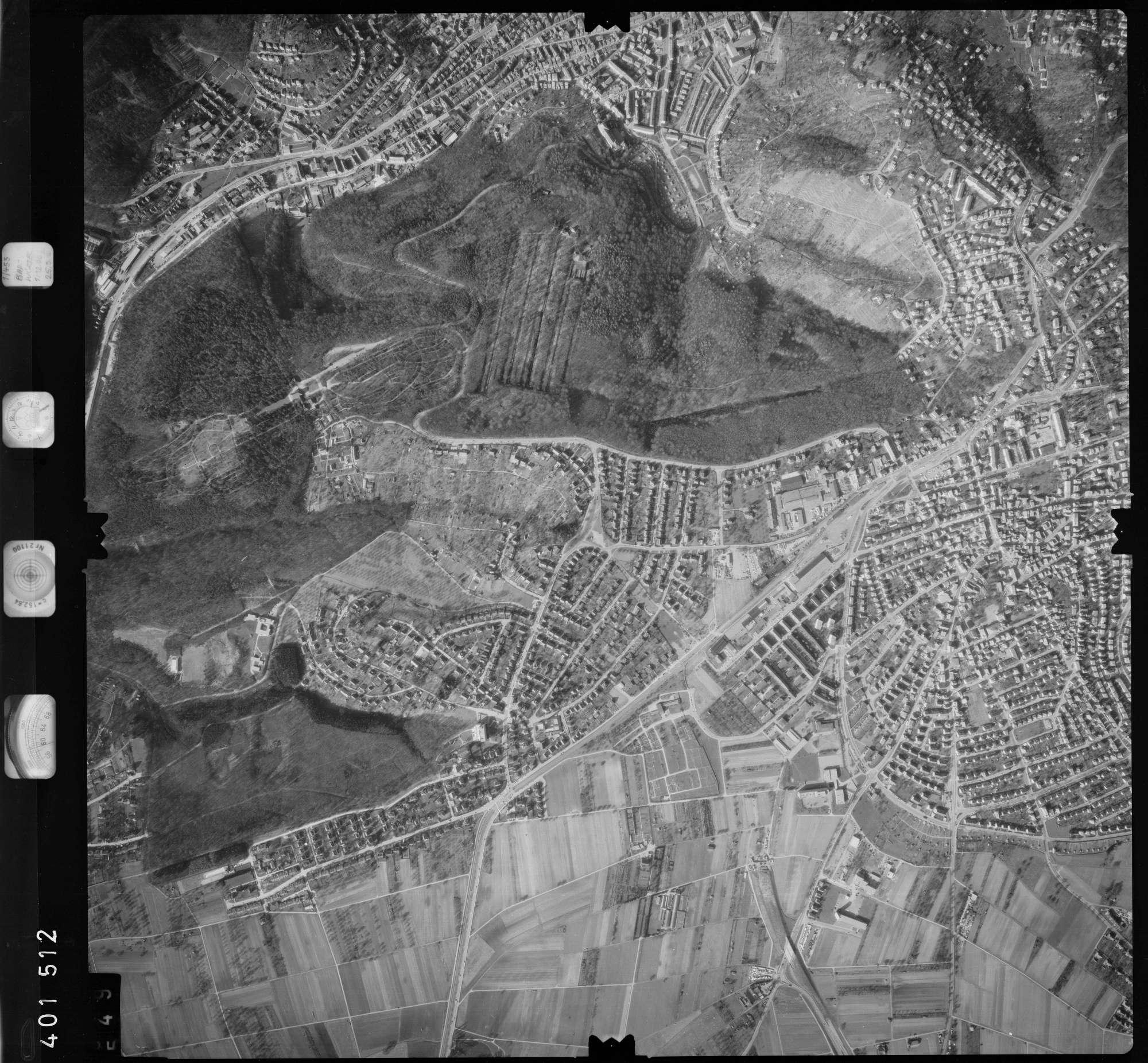 Luftbild: Film 23 Bildnr. 549, Bild 1