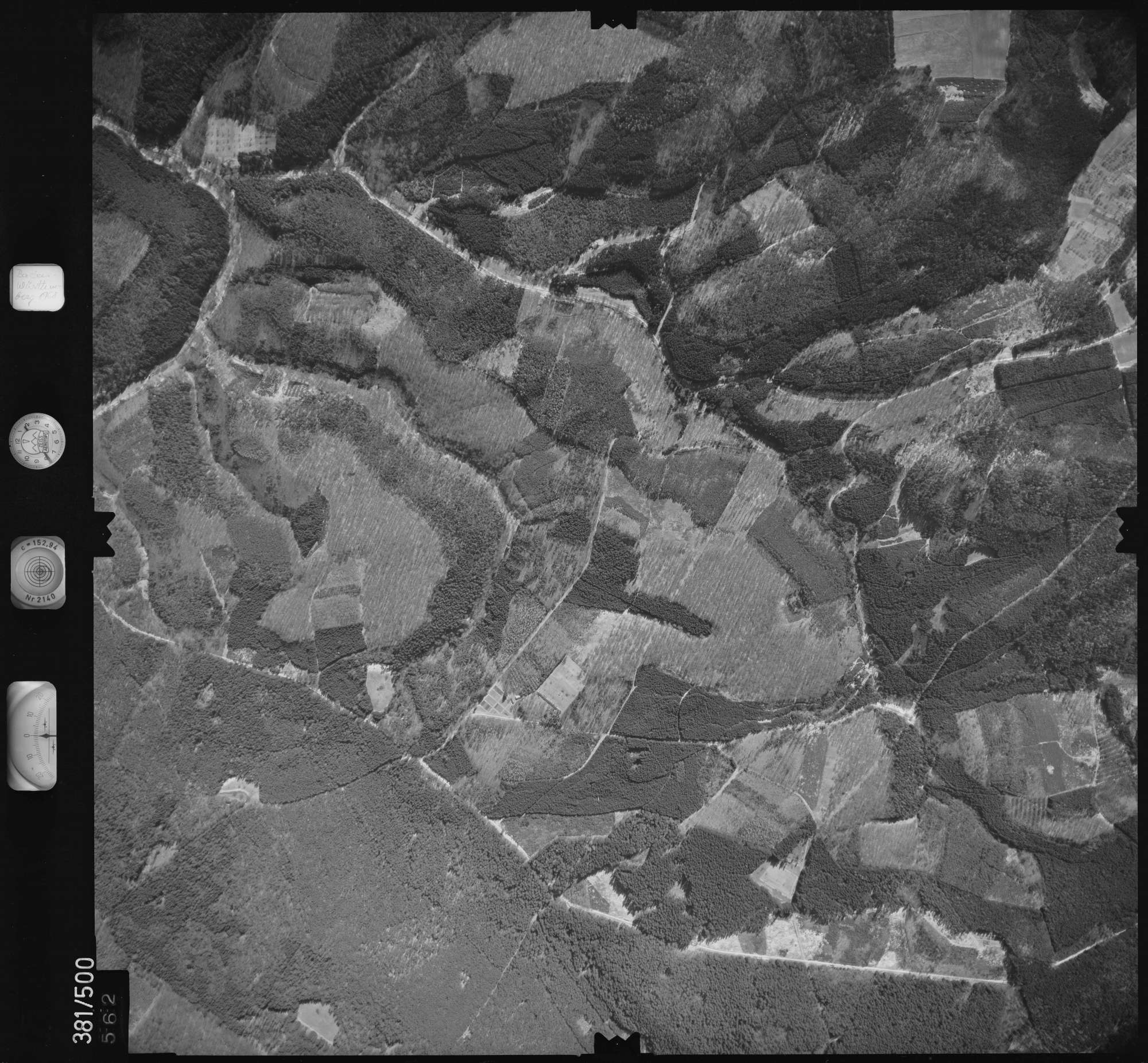 Luftbild: Film 31 Bildnr. 562, Bild 1