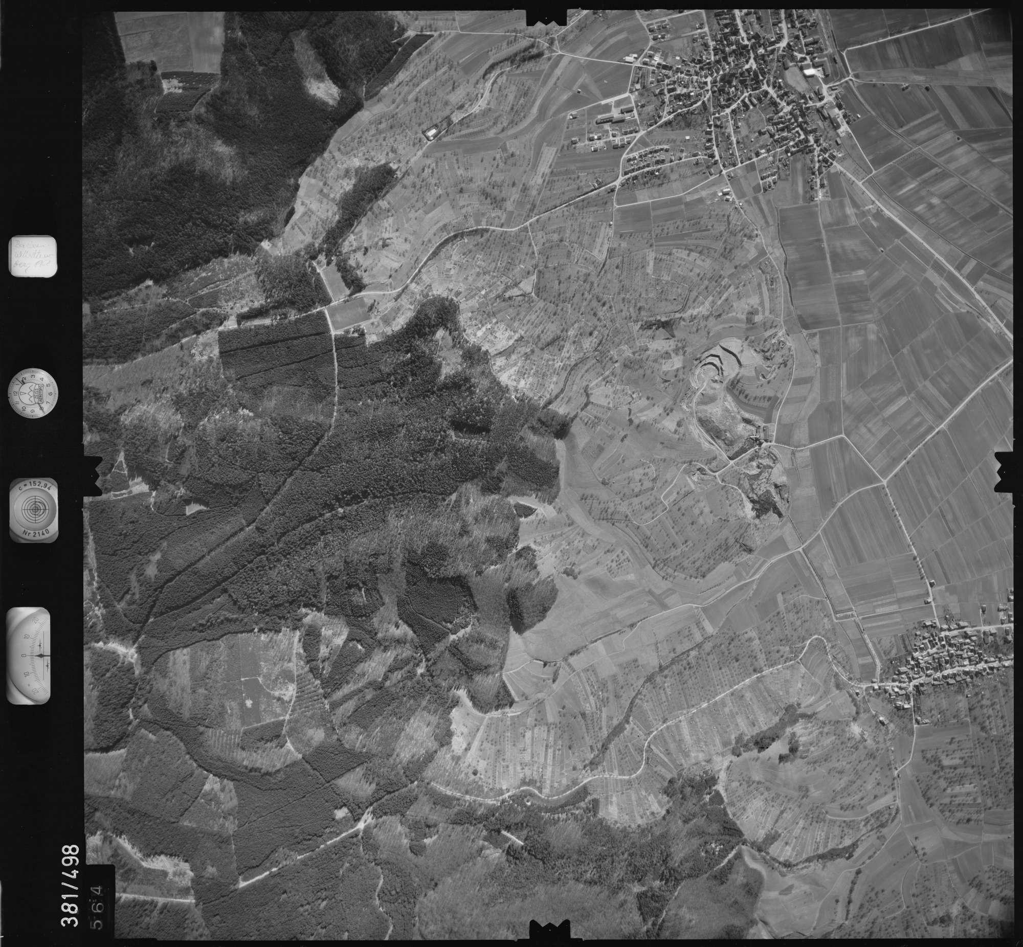 Luftbild: Film 31 Bildnr. 564, Bild 1