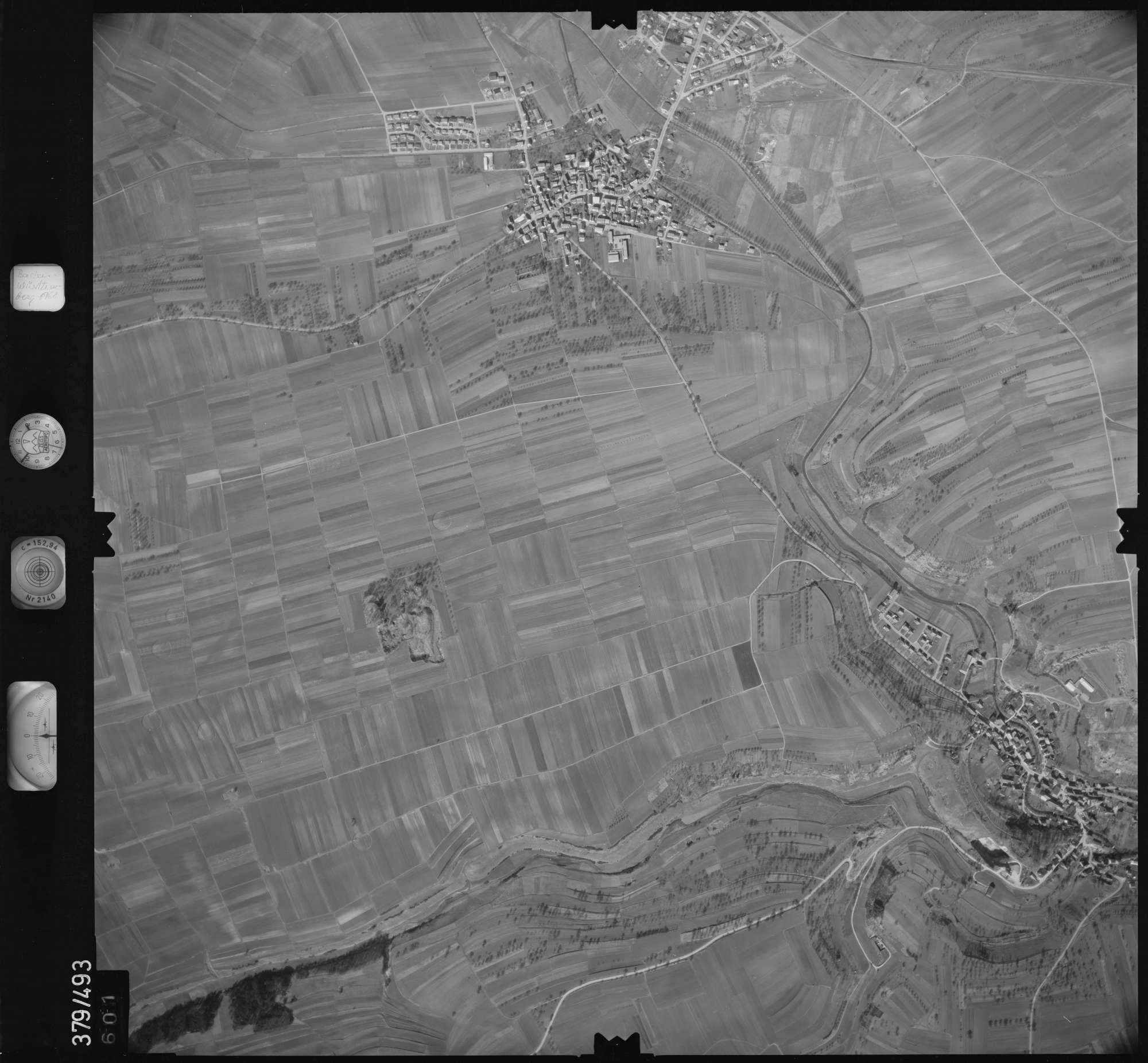 Luftbild: Film 31 Bildnr. 601, Bild 1