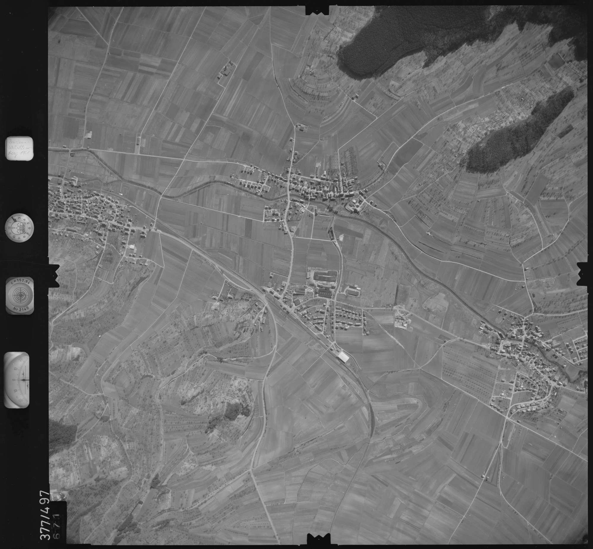 Luftbild: Film 31 Bildnr. 671, Bild 1