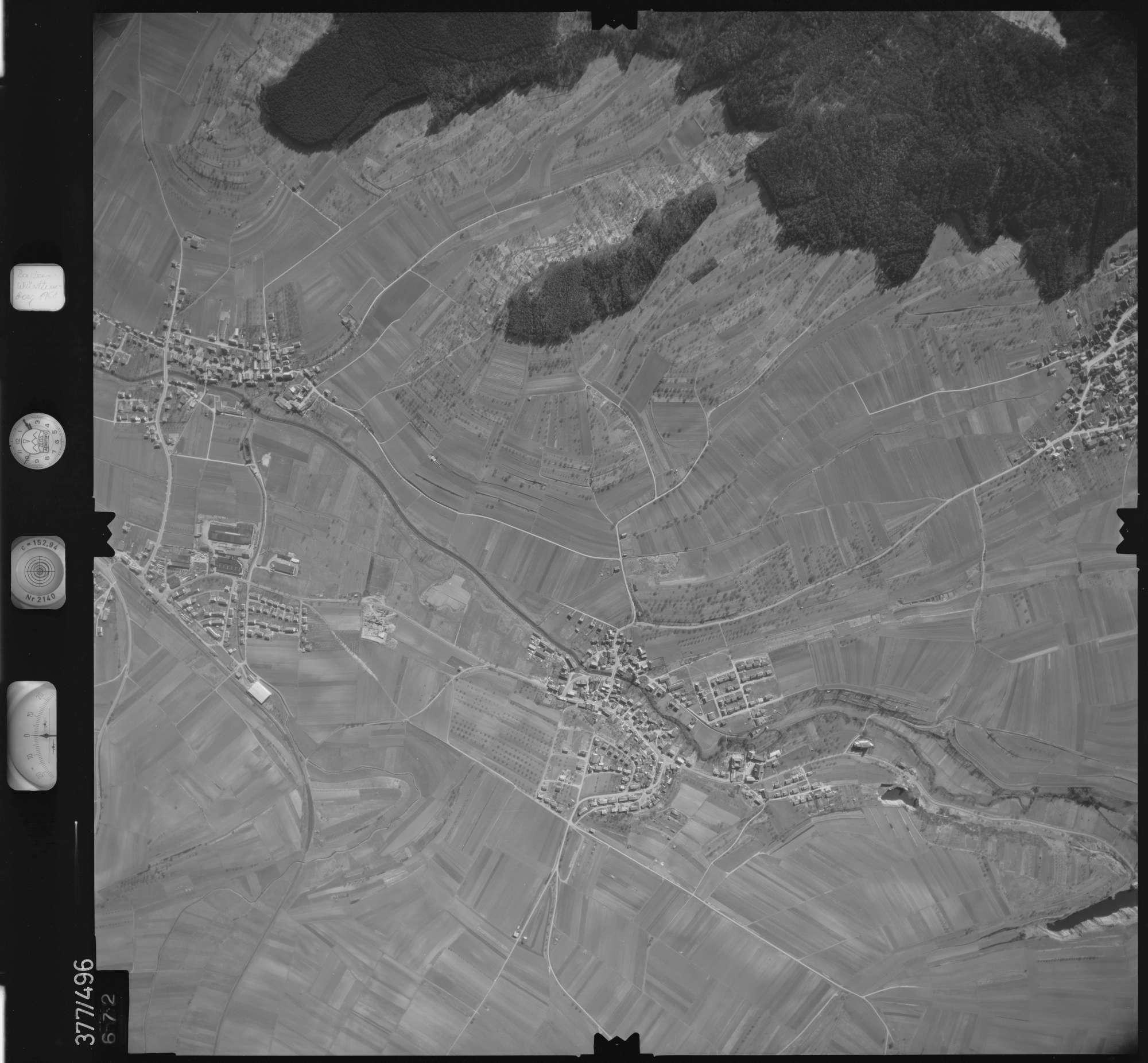 Luftbild: Film 31 Bildnr. 672, Bild 1