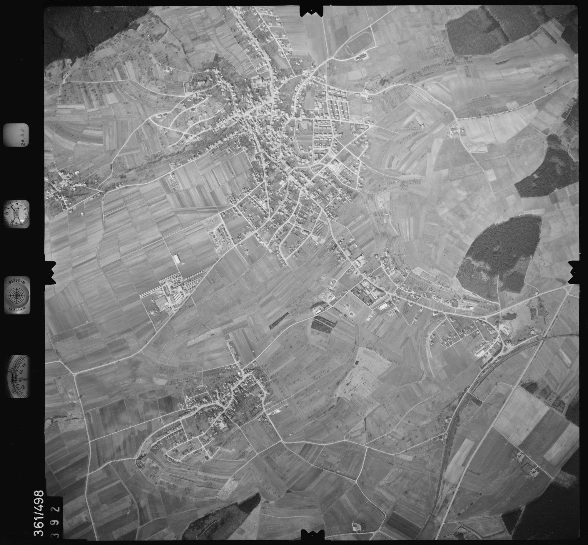 Luftbild: Film 20 Bildnr. 392, Bild 1