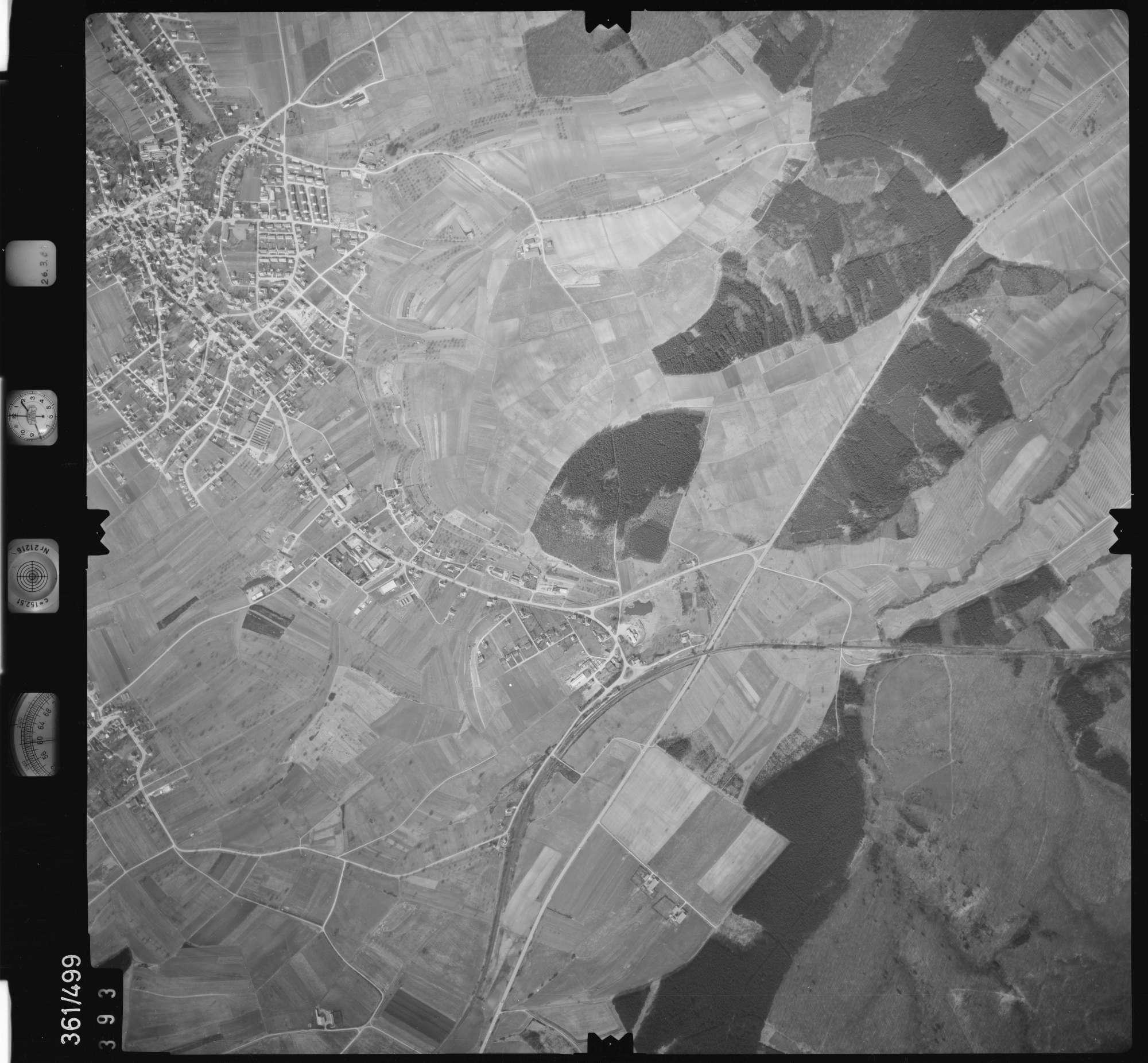 Luftbild: Film 20 Bildnr. 393, Bild 1