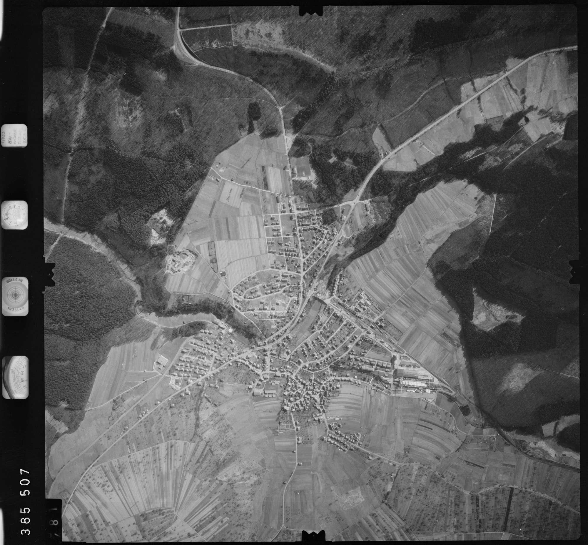 Luftbild: Film 23 Bildnr. 481, Bild 1