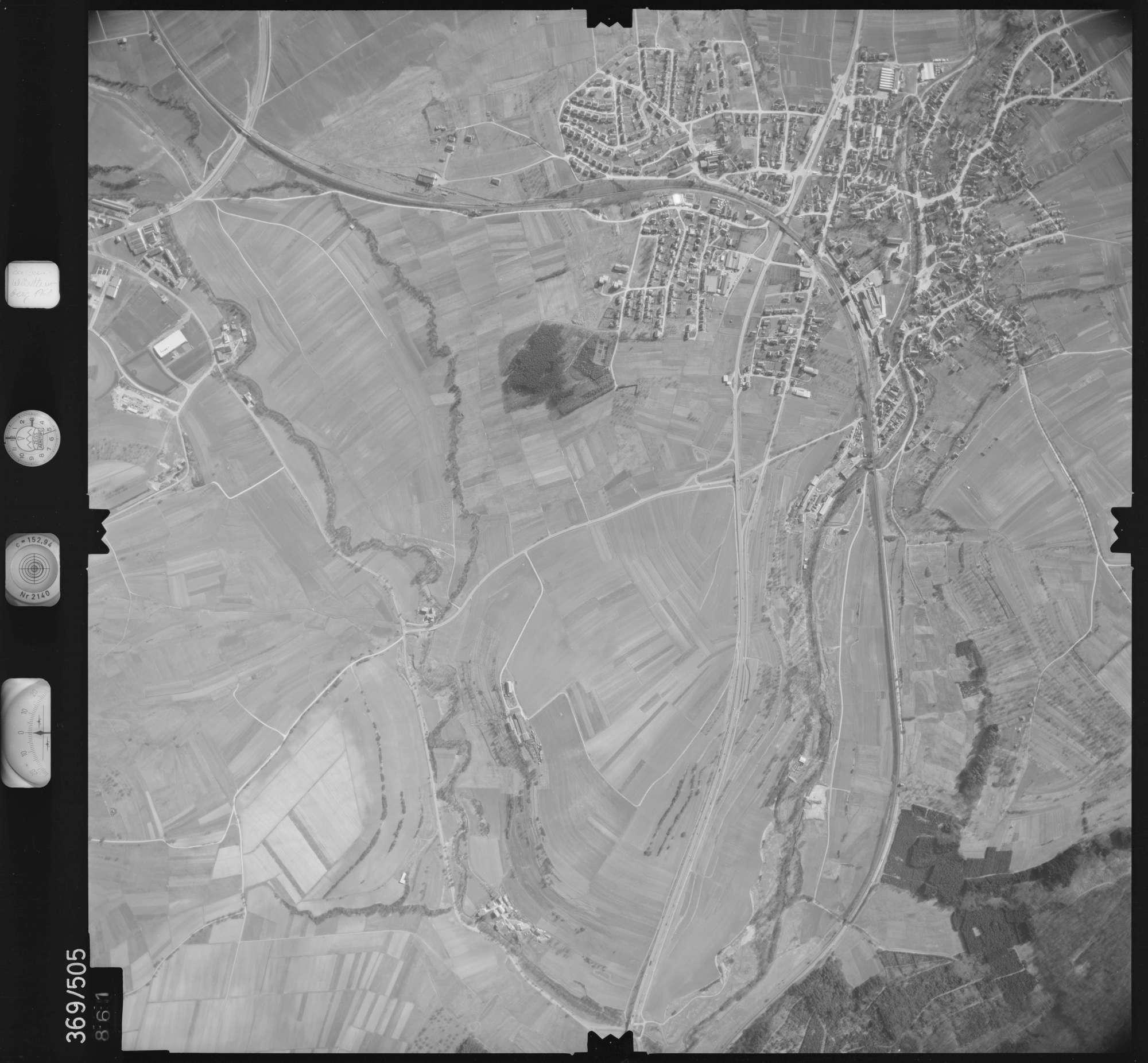 Luftbild: Film 33 Bildnr. 861, Bild 1