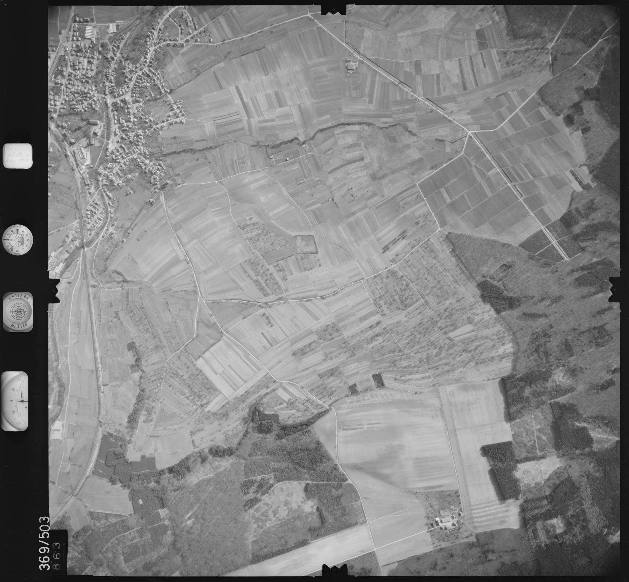 Luftbild: Film 33 Bildnr. 863, Bild 1
